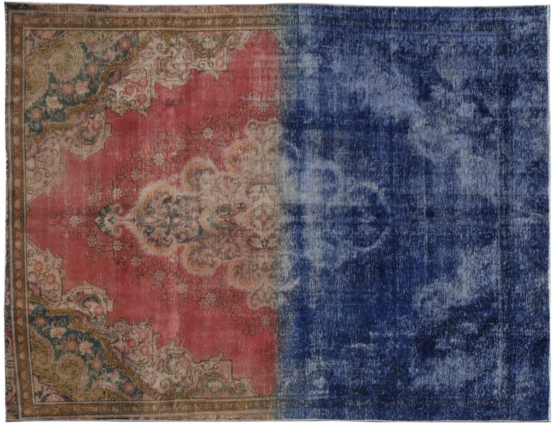 Vintage Carpet  multicolor <br/>350 x 230 cm