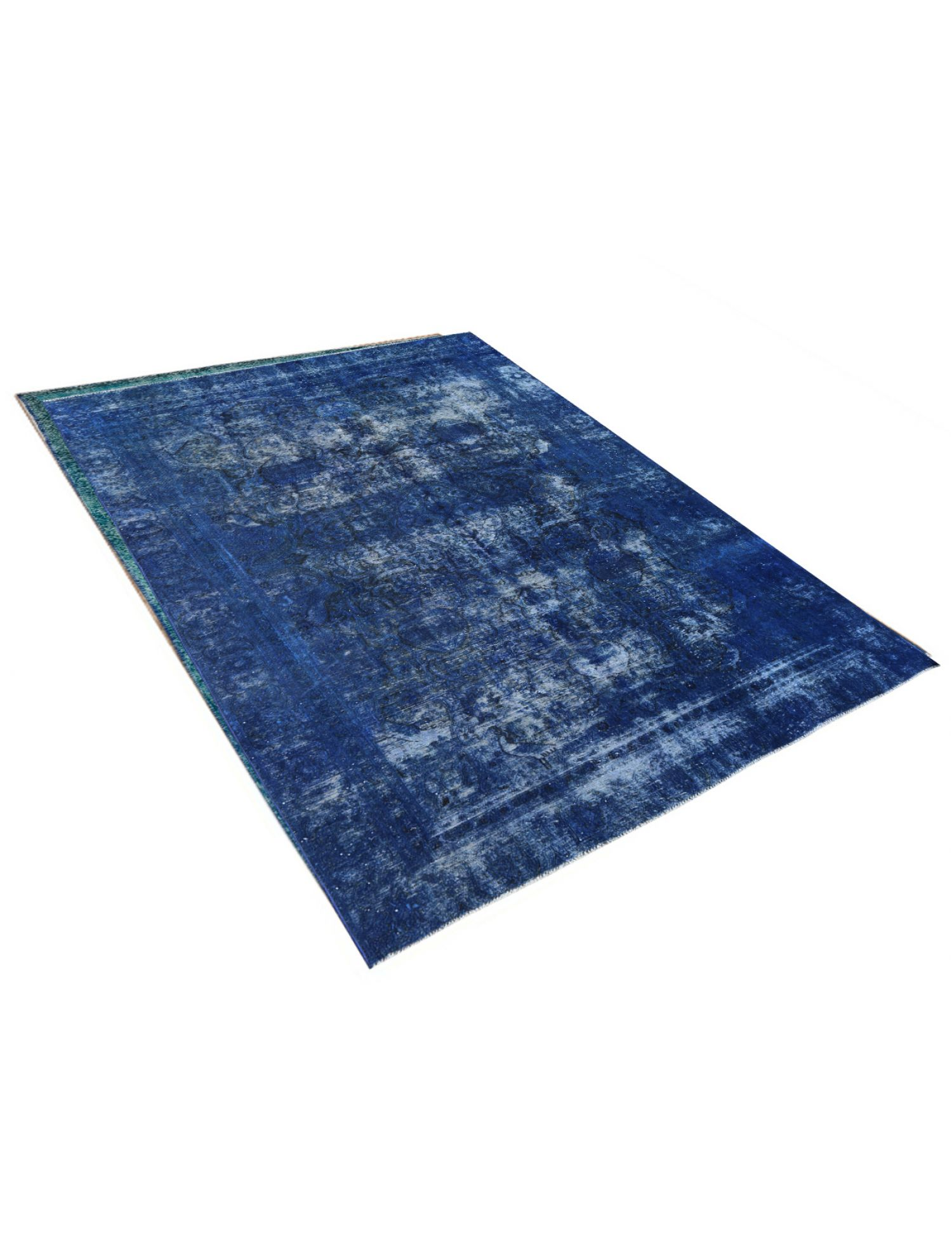 Vintage Carpet  blue <br/>347 x 247 cm