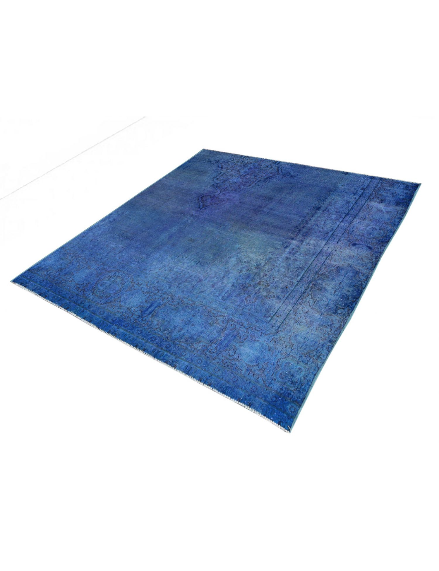 Vintage Carpet  blue <br/>204 x 164 cm