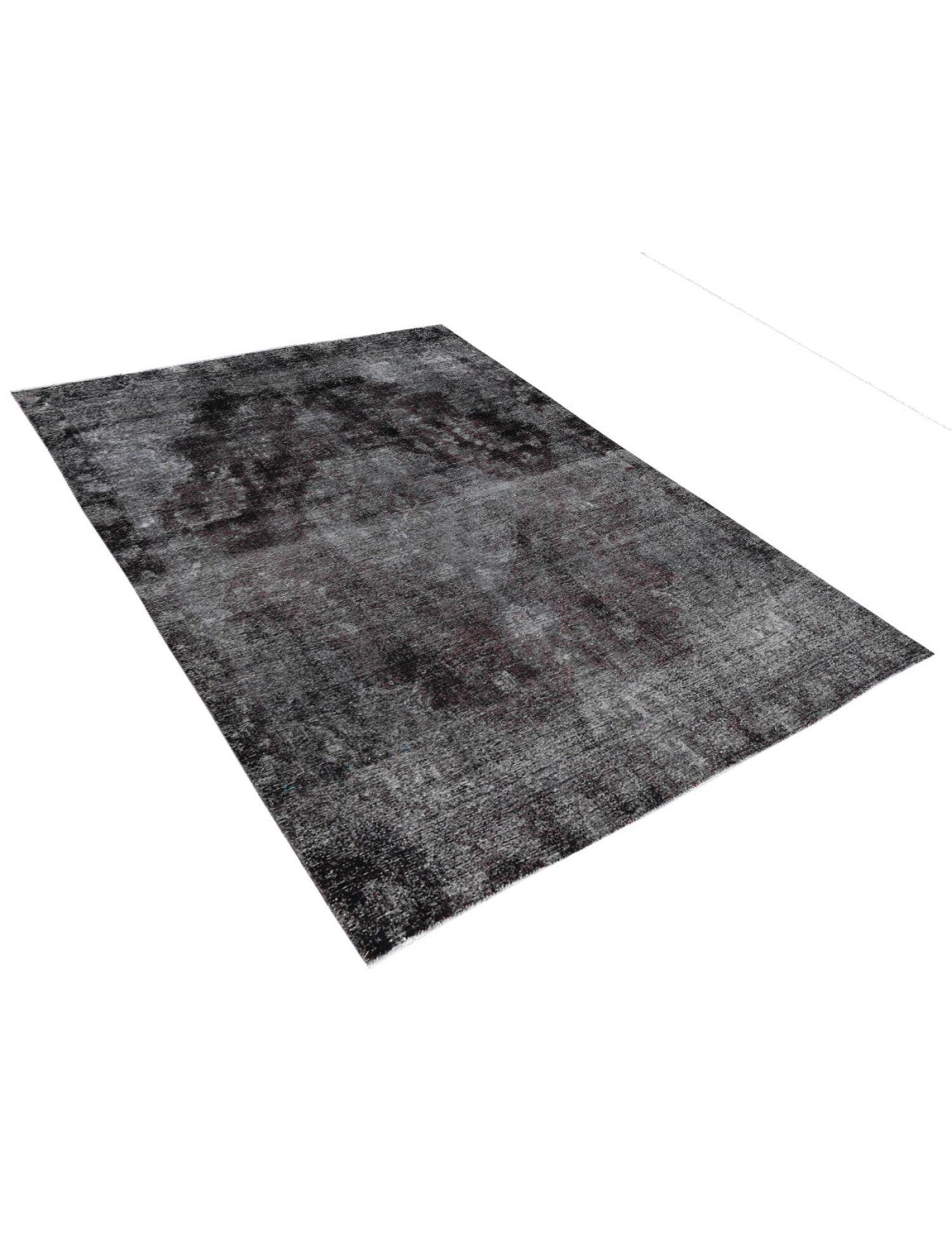 Vintage Teppich  schwarz <br/>362 x 272 cm