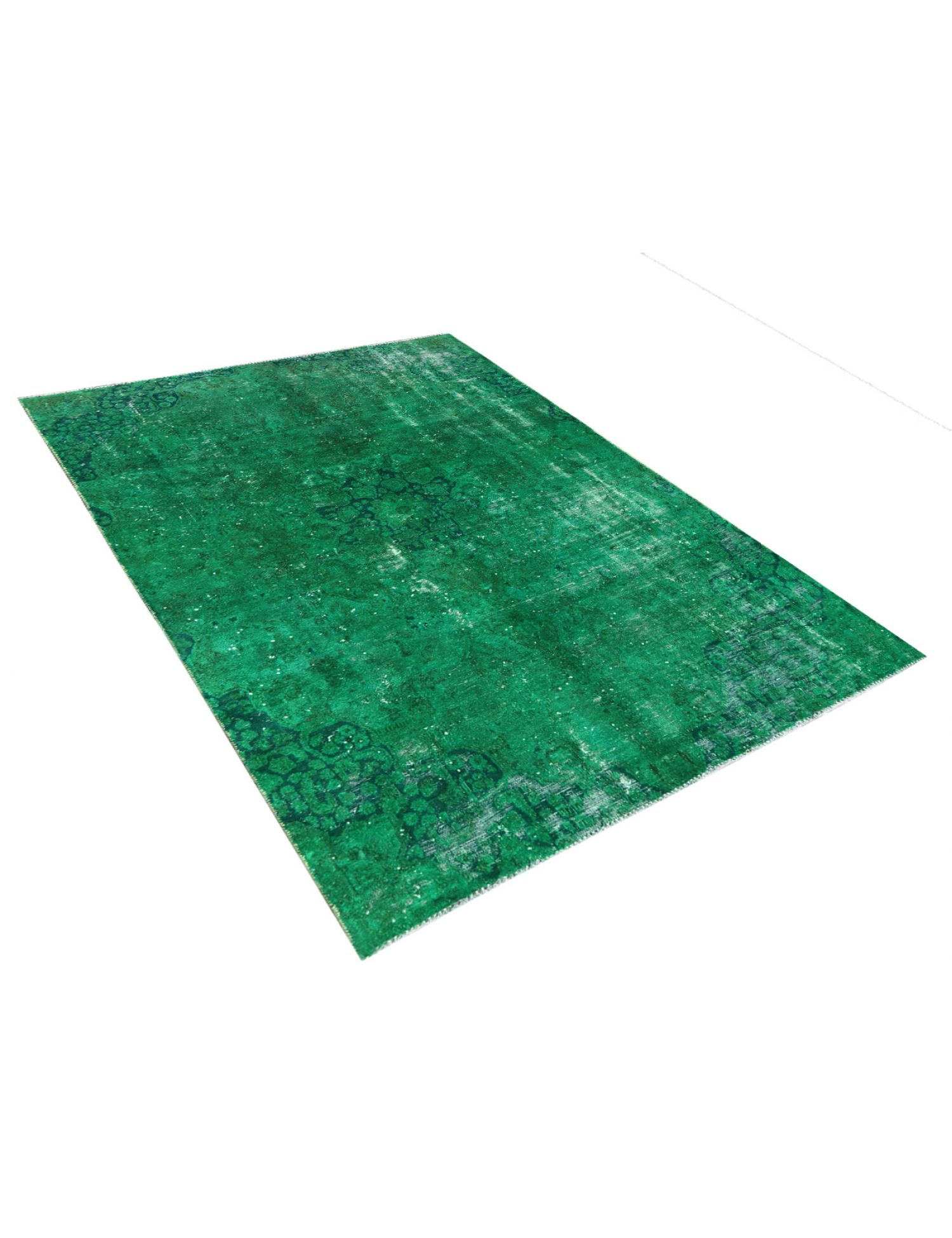 Vintage Carpet  green <br/>270 x 186 cm