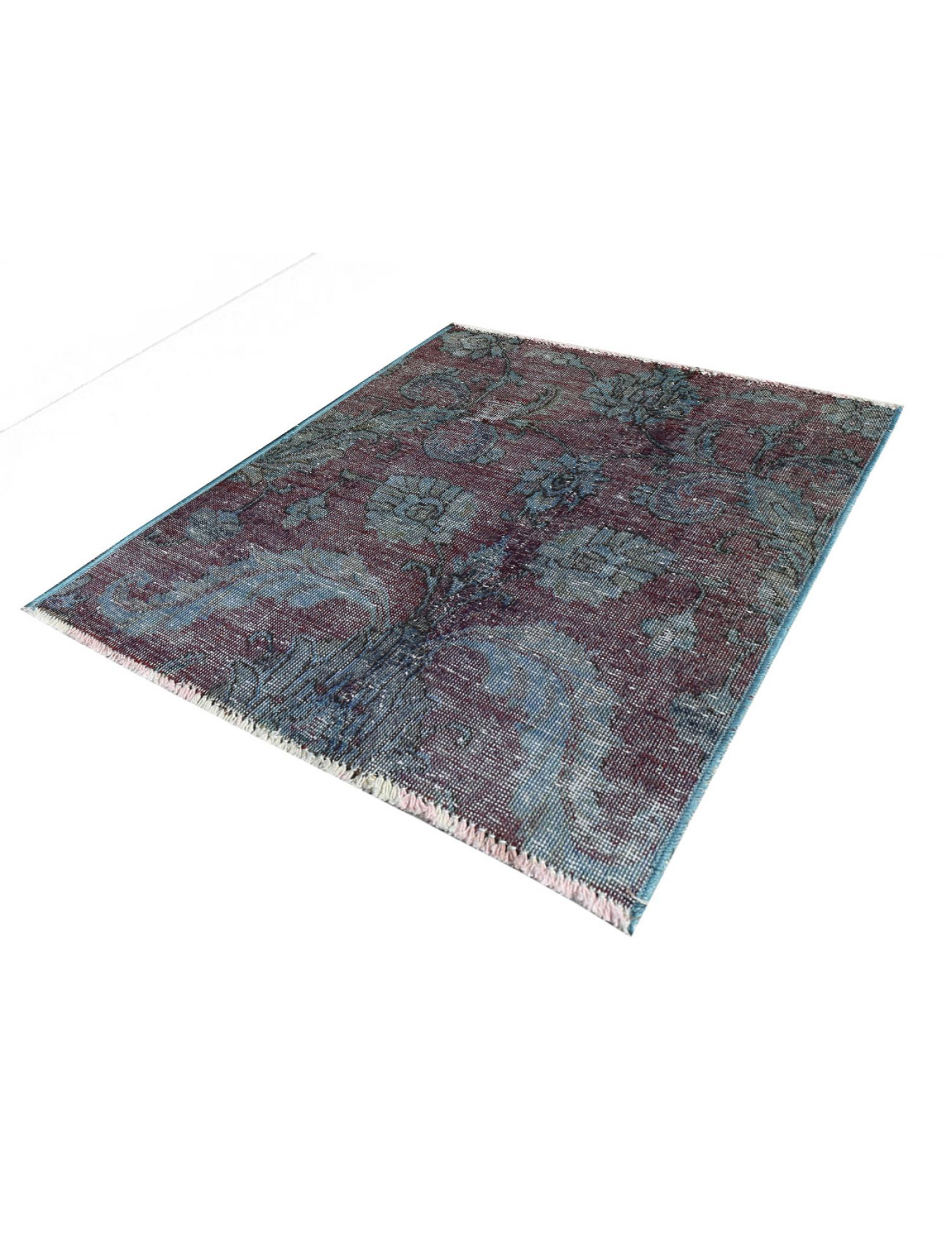 Vintage Carpet  blue <br/>76 x 75 cm