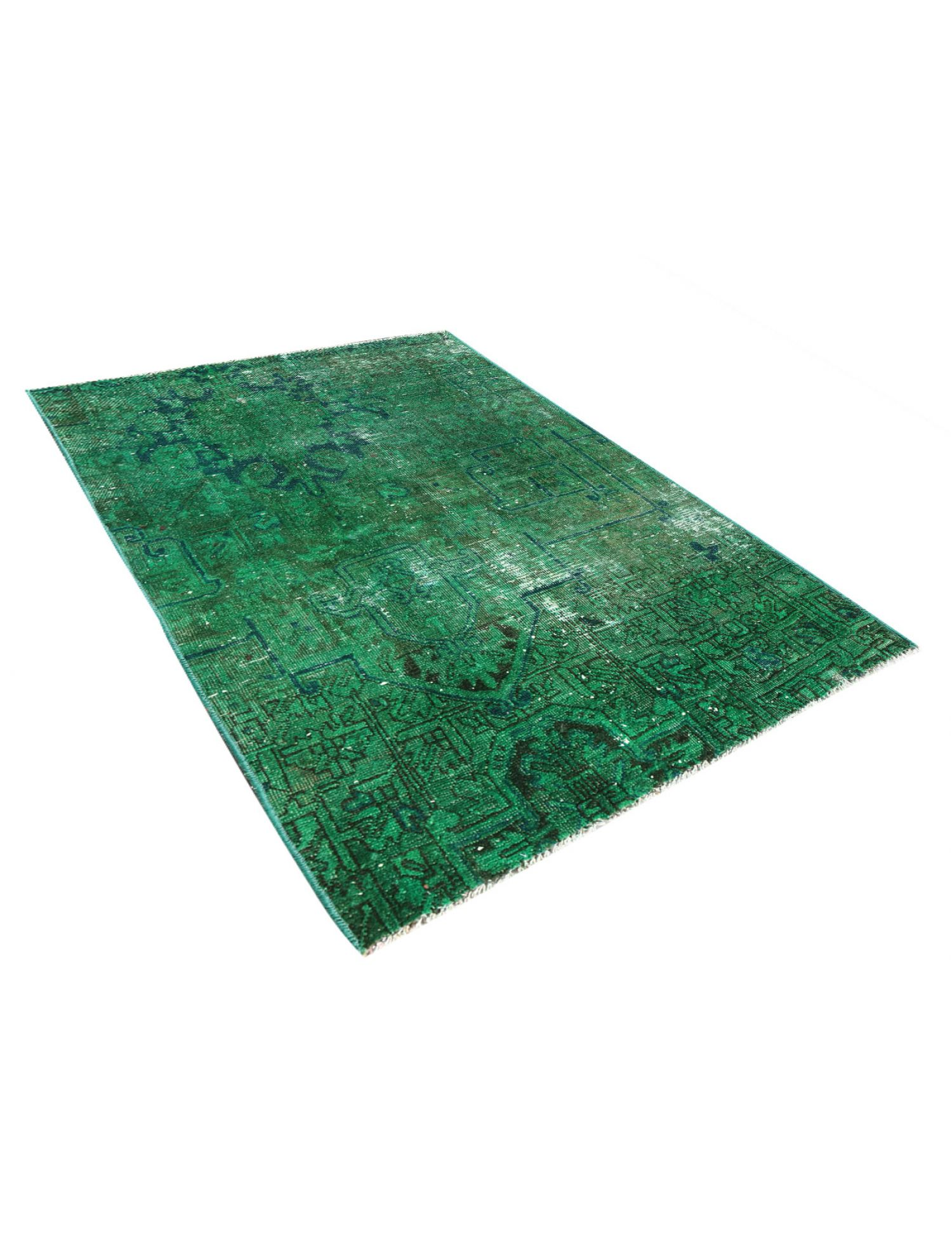 Vintage Carpet  green <br/>166 x 119 cm
