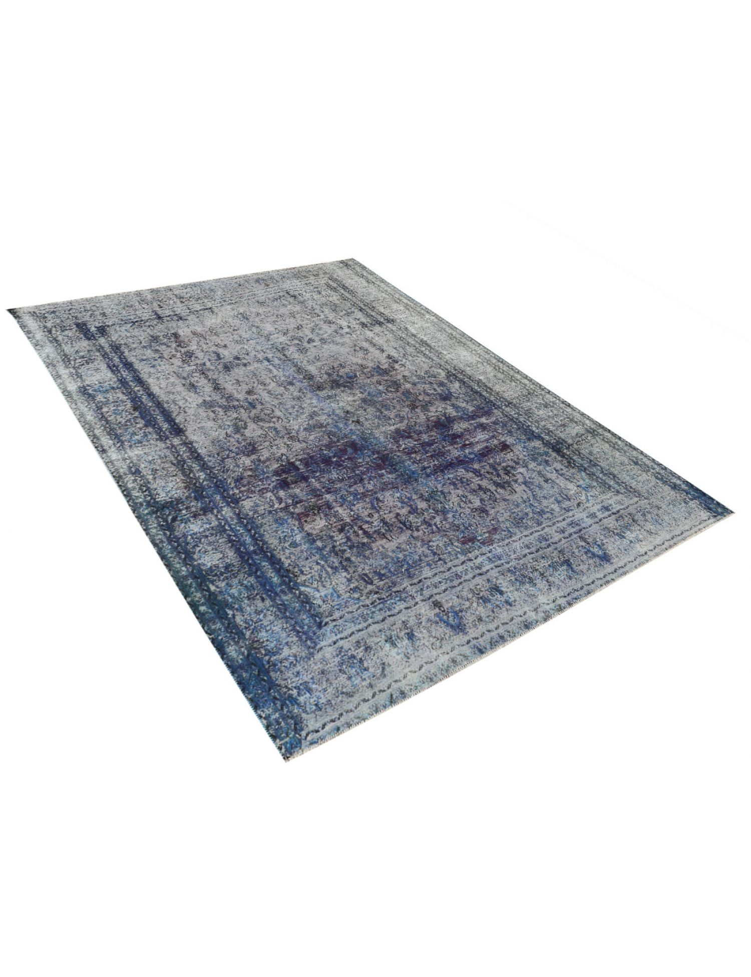 Vintage Carpet  blue <br/>360 x 280 cm
