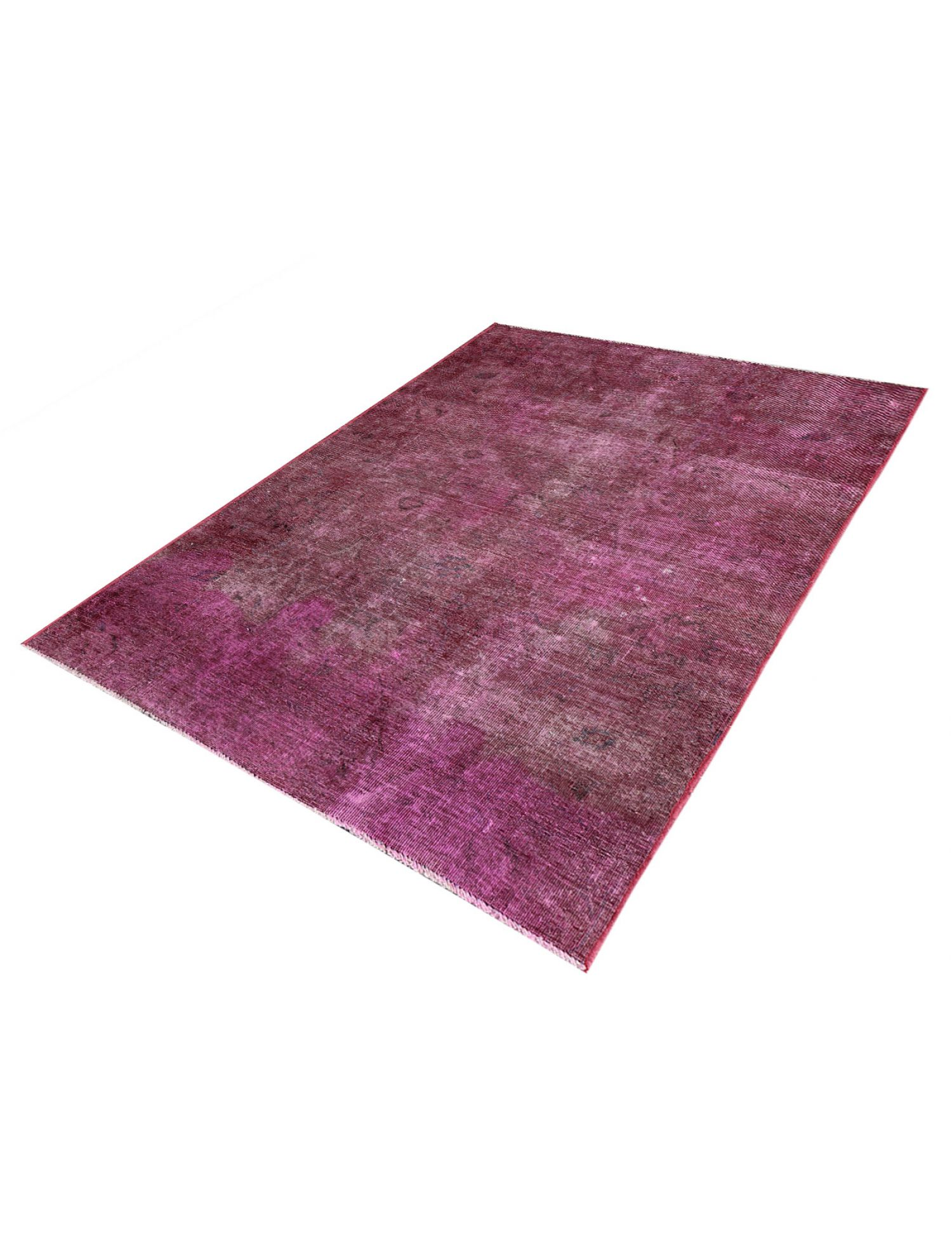 Vintage Carpet  purple <br/>246 x 127 cm