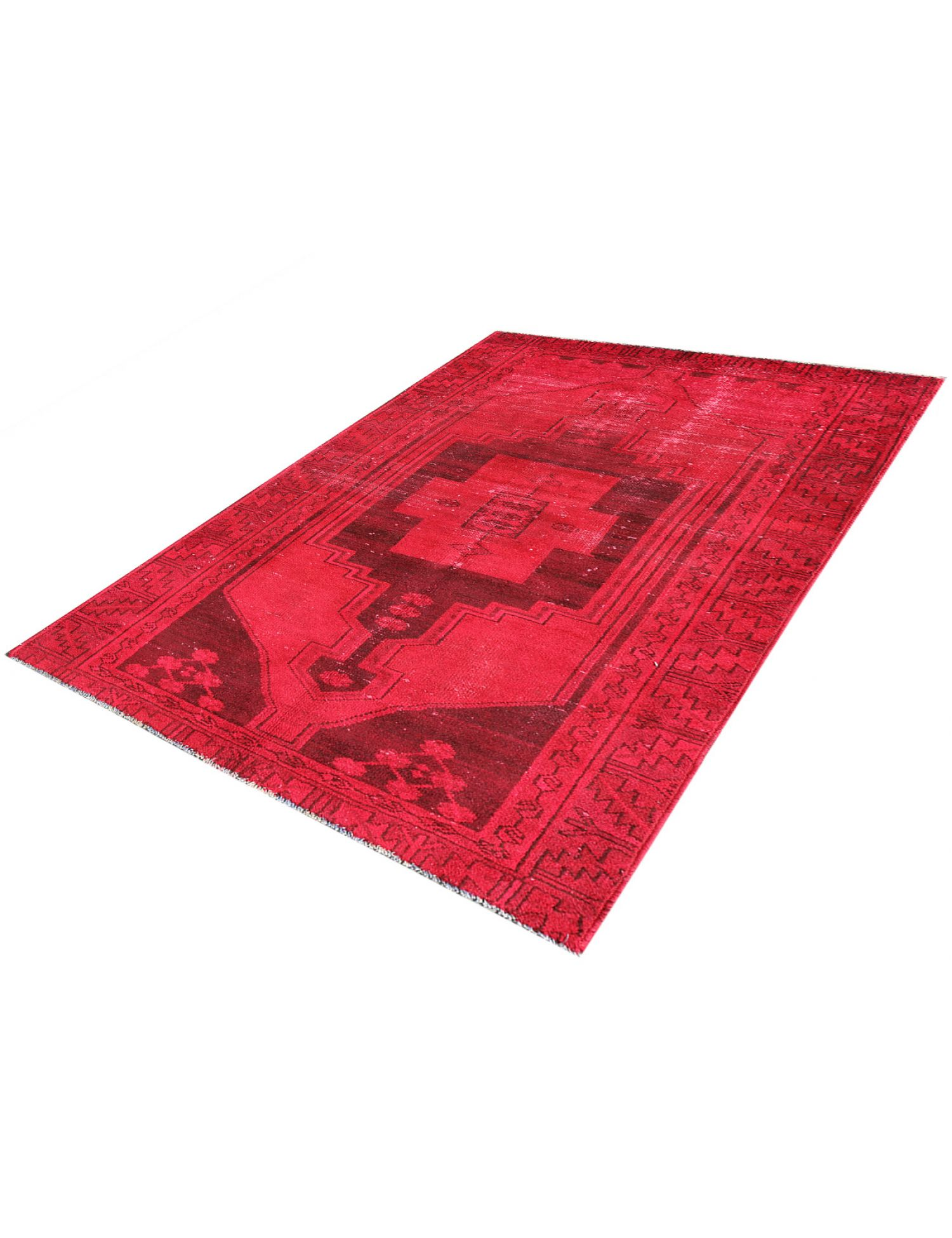 Vintage Carpet  red <br/>201 x 107 cm
