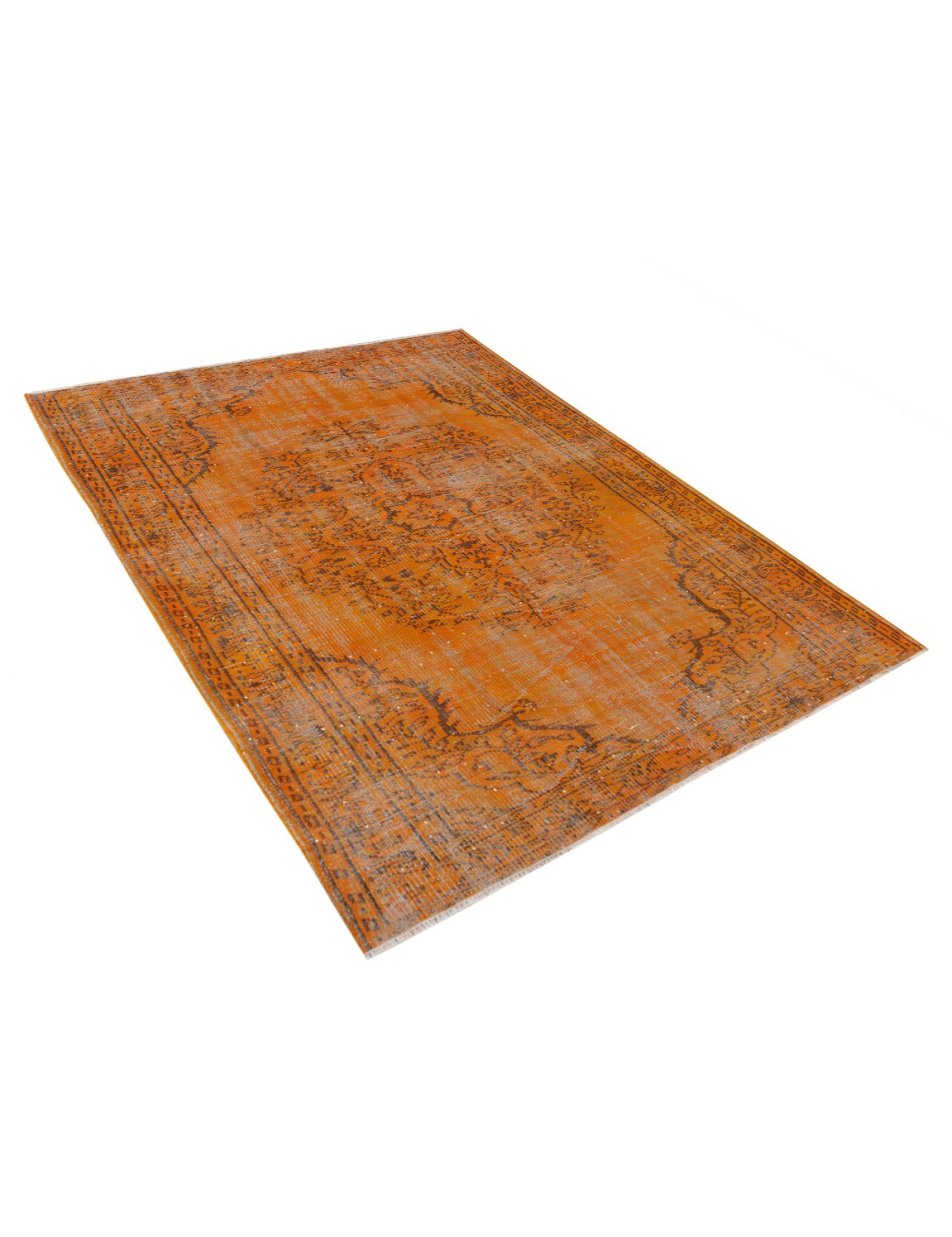 Vintage Carpet  orange <br/>233 x 149 cm