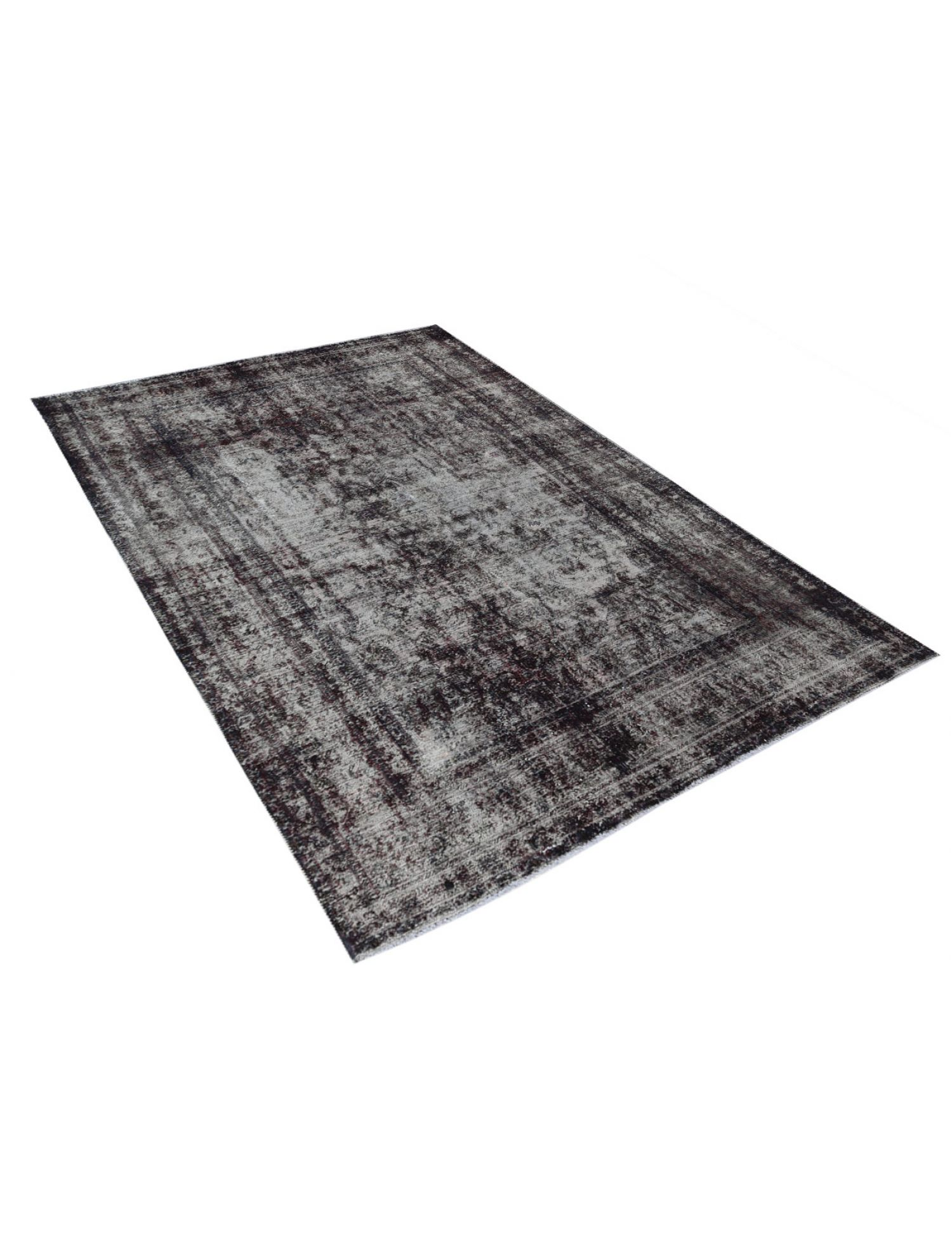 Vintage Carpet  black <br/>336 x 240 cm