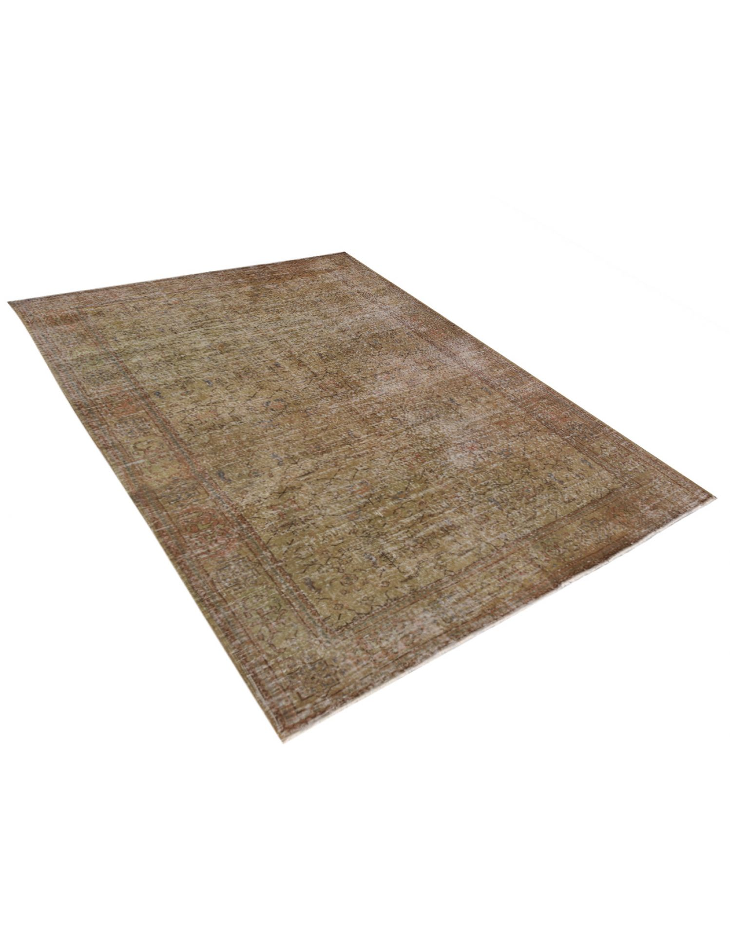 Vintage Carpet  brown <br/>330 x 225 cm