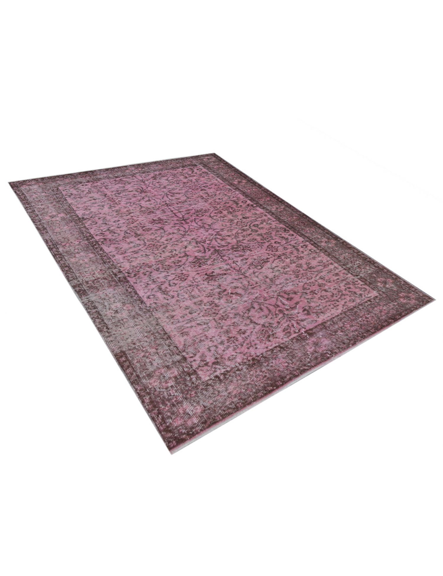 Vintage Carpet  purple <br/>227 x 125 cm