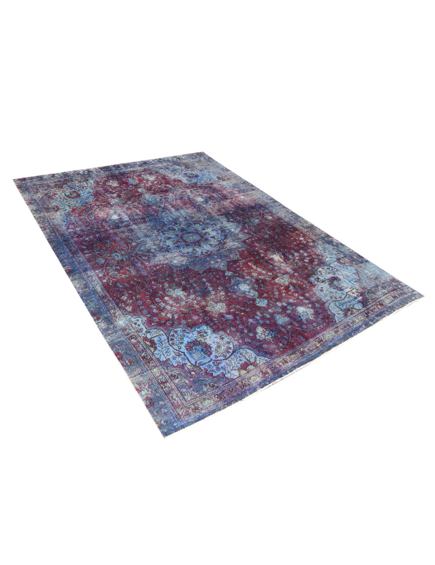 Vintage Carpet  blue <br/>347 x 258 cm