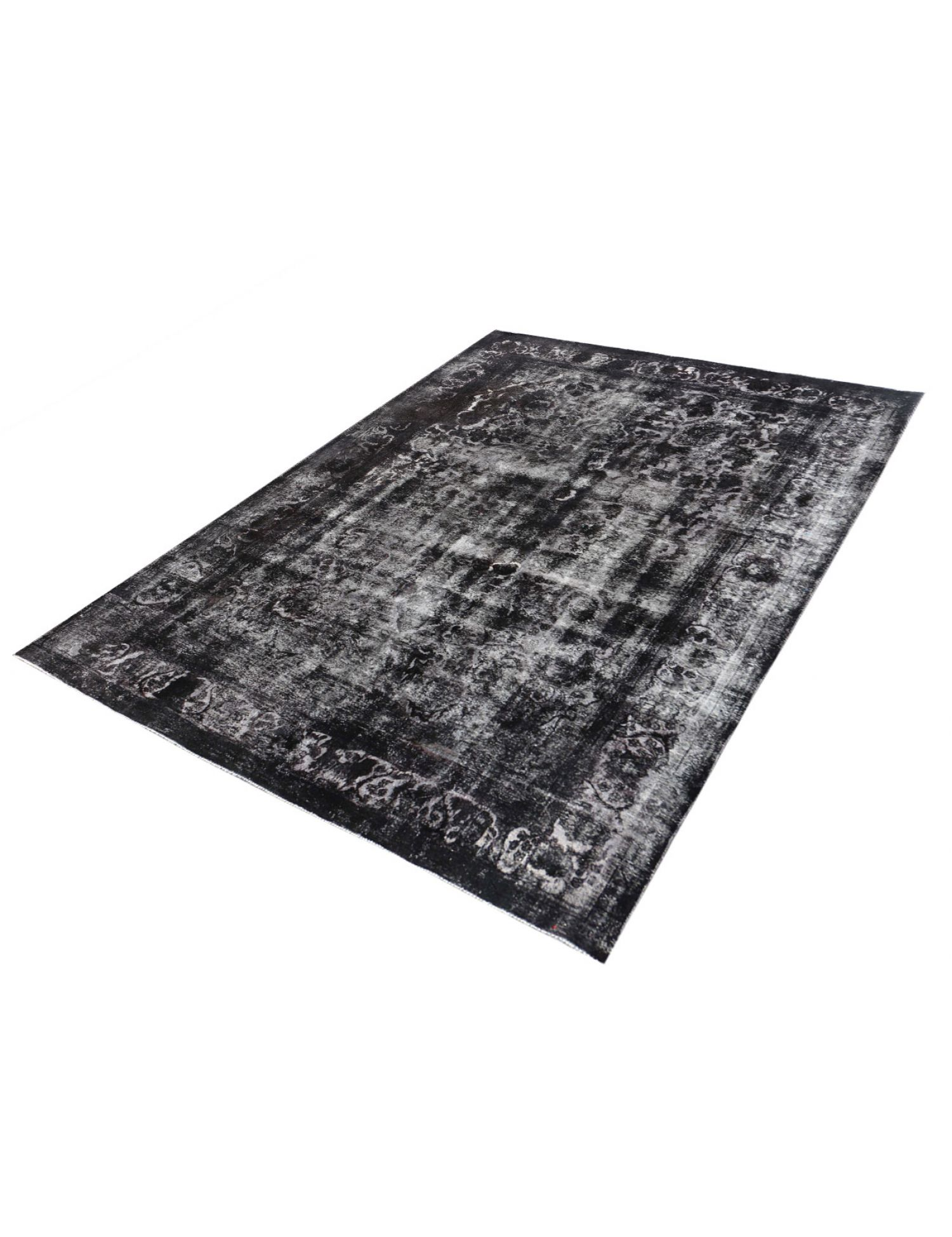Vintage Carpet  black <br/>390 x 305 cm