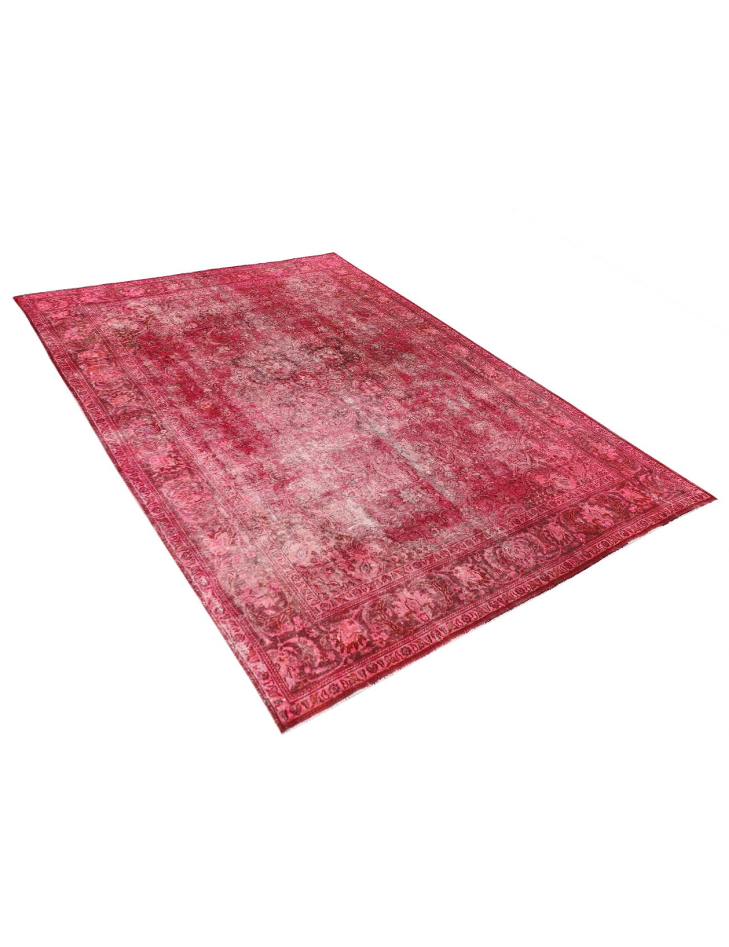 Vintage Carpet  red <br/>394 x 304 cm