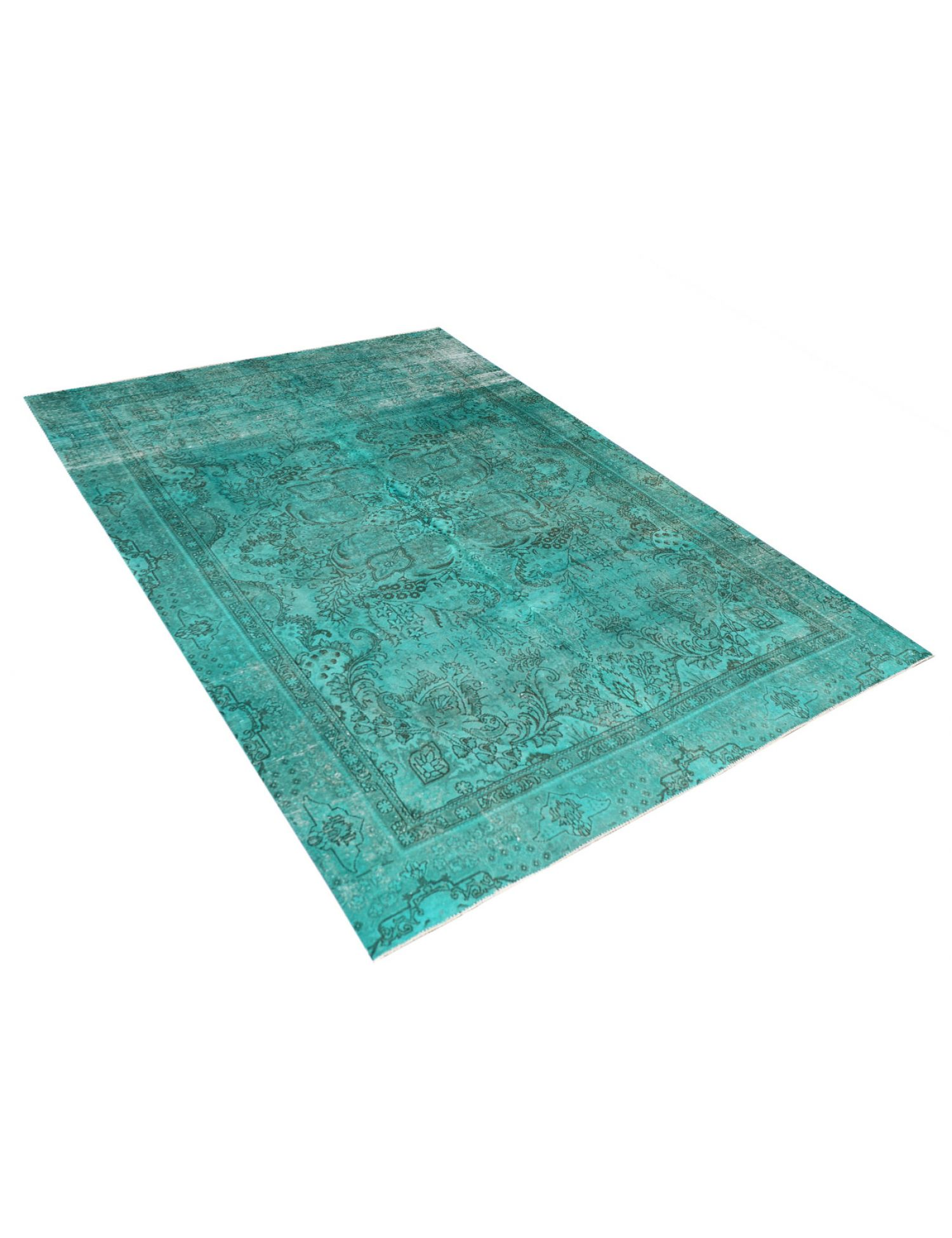 Vintage Carpet  green <br/>362 x 268 cm