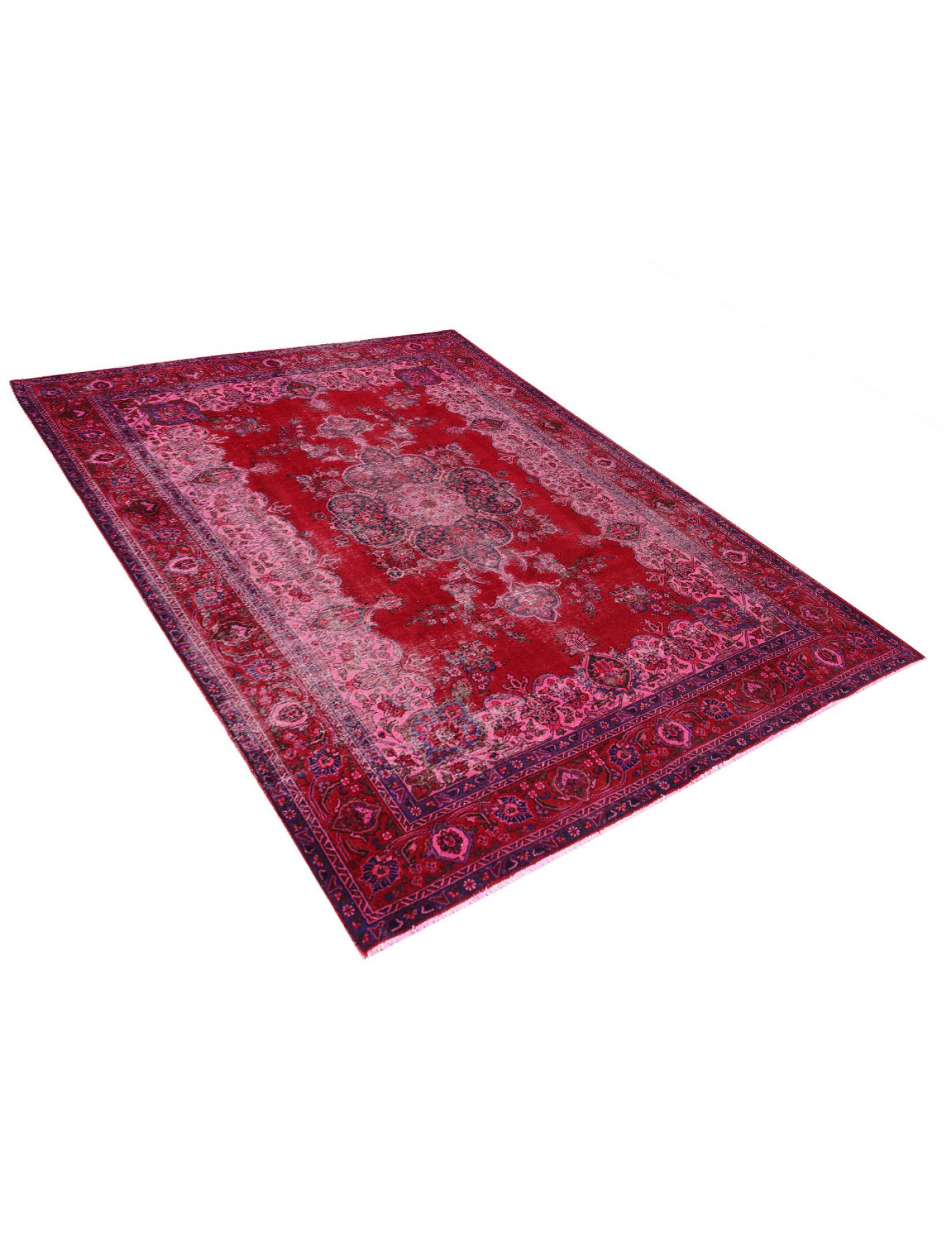Vintage Carpet  purple <br/>350 x 250 cm