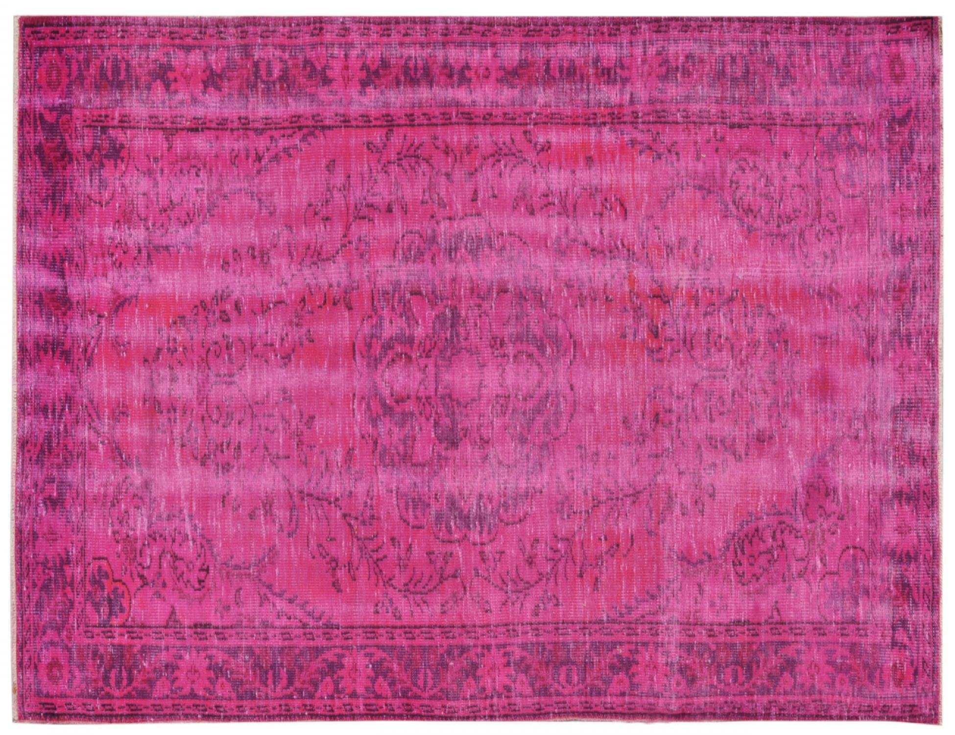 Vintage Carpet  red <br/>276 x 149 cm