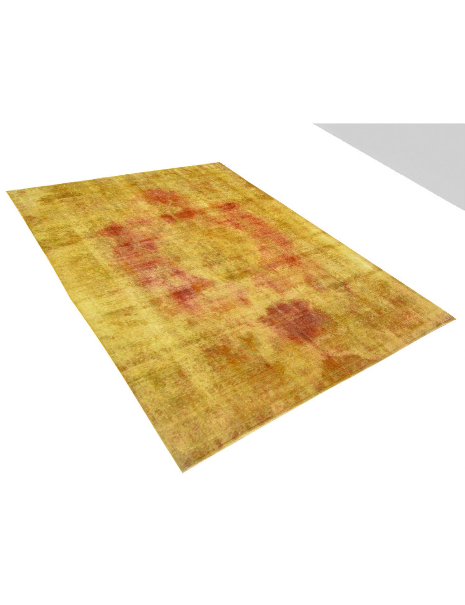 Vintage Teppich  gelb <br/>339 x 233 cm