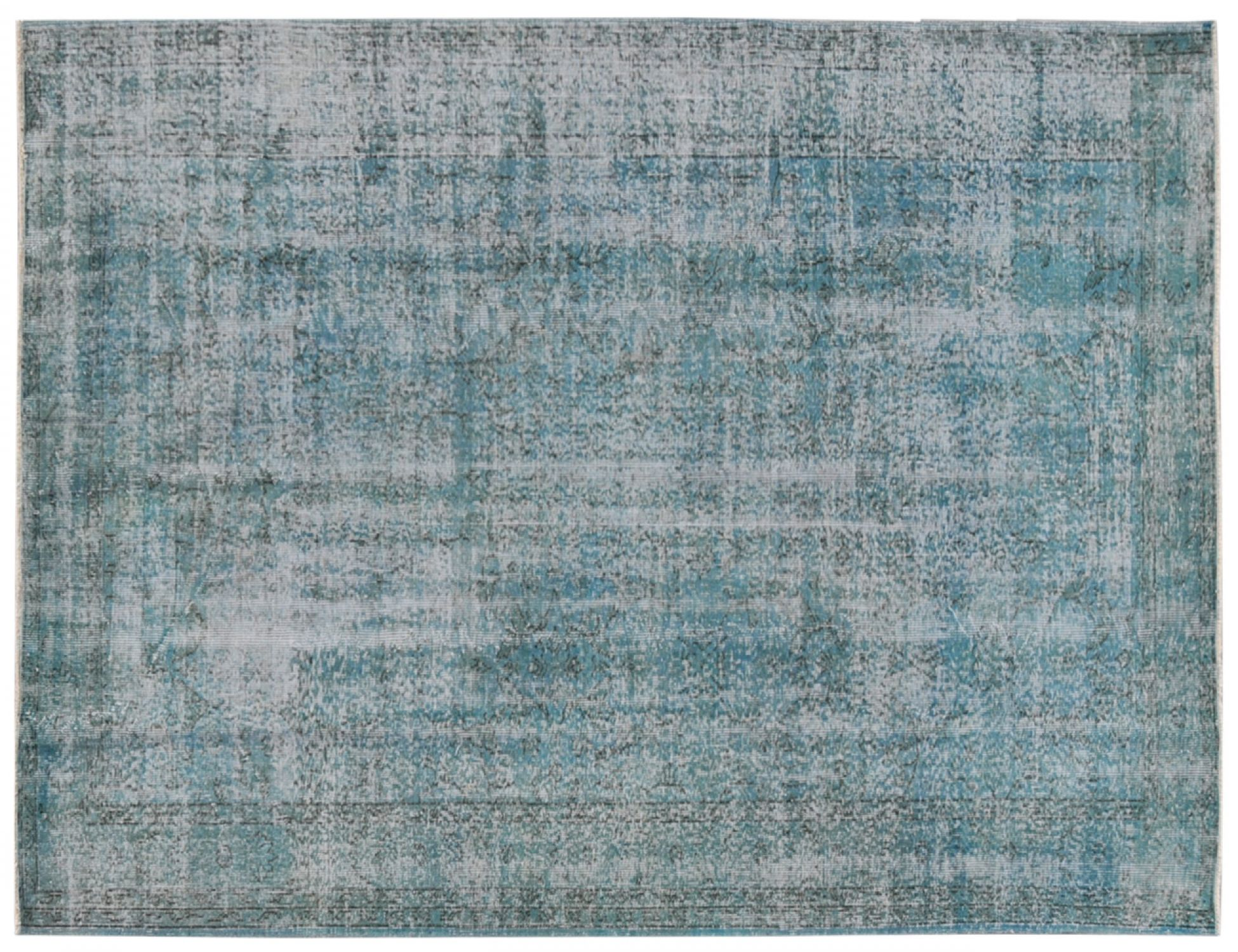 Vintage Carpet  blue <br/>291 x 210 cm