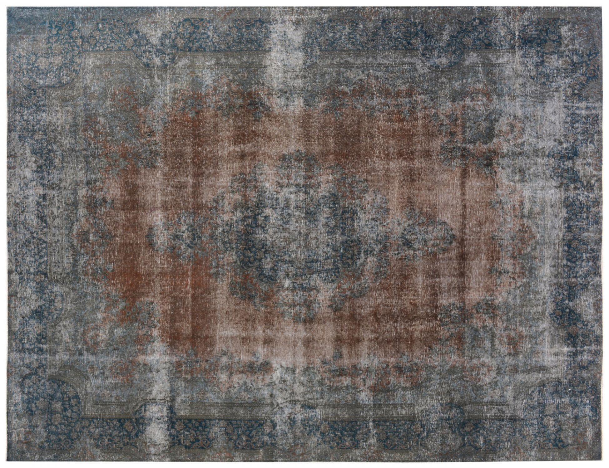 Vintage Carpet  brown <br/>368 x 274 cm