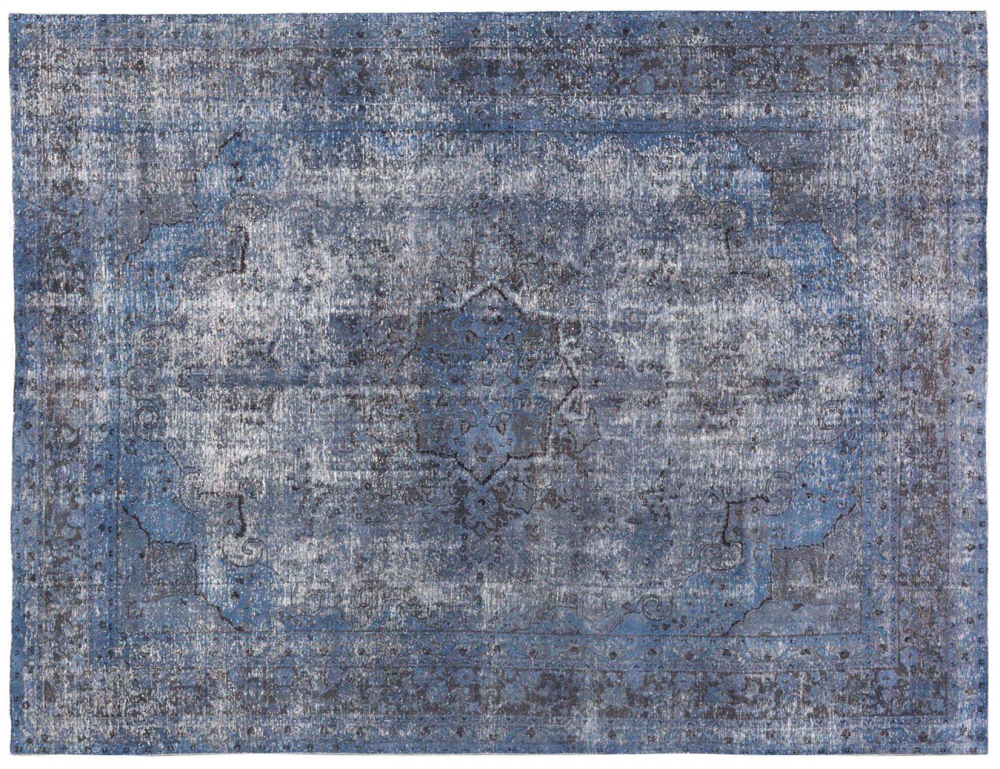 Vintage Carpet  blue <br/>368 x 282 cm