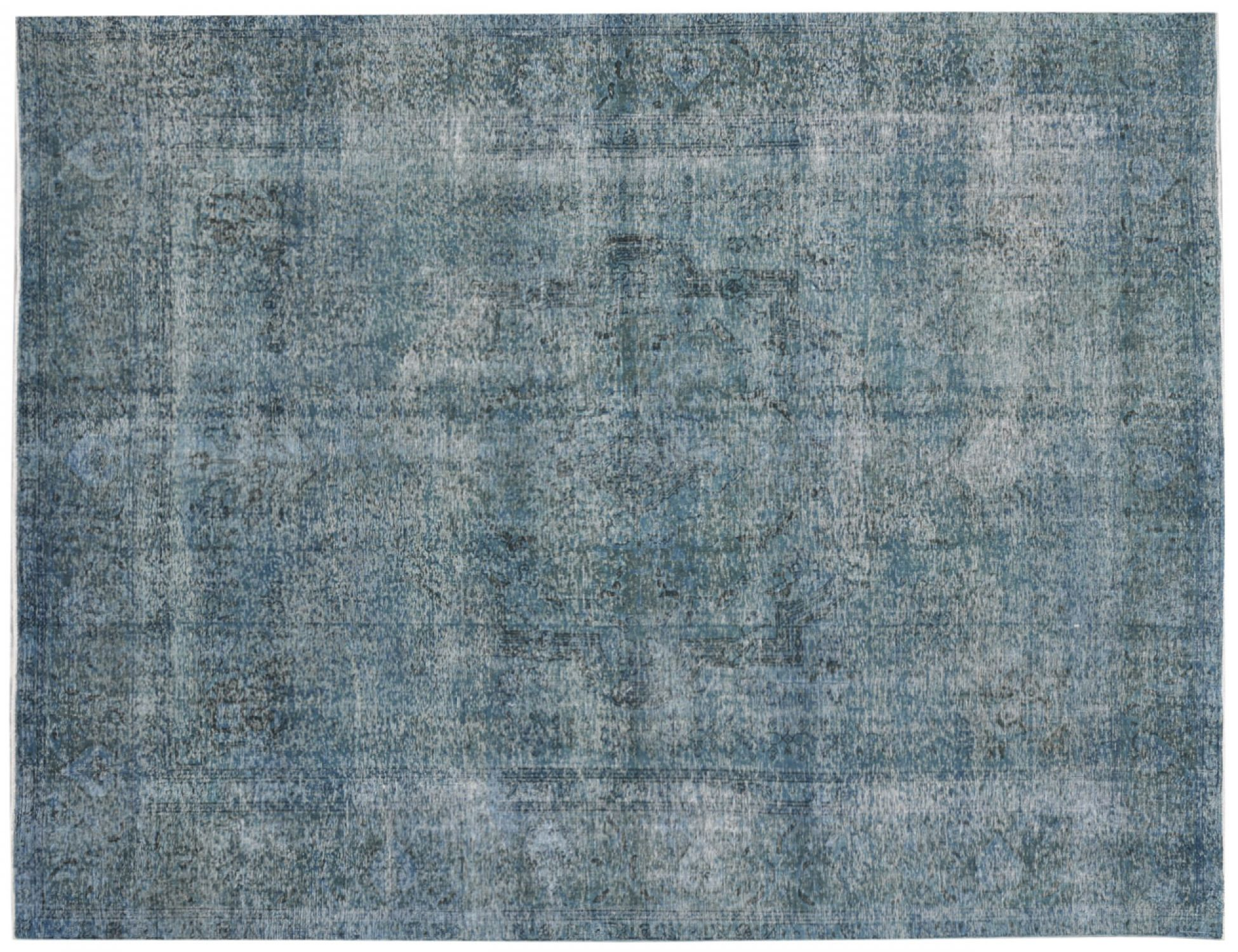 Vintage Carpet  blue <br/>375 x 282 cm