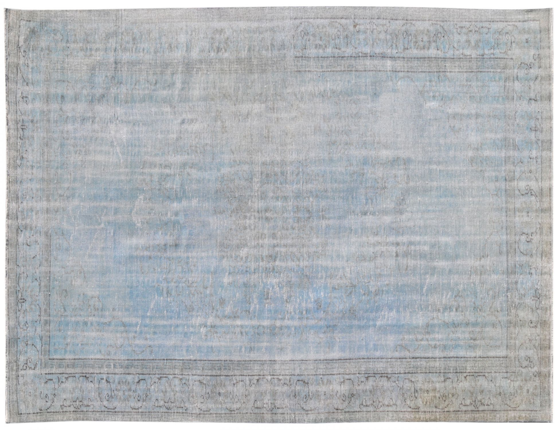 Vintage Carpet  blue <br/>315 x 202 cm