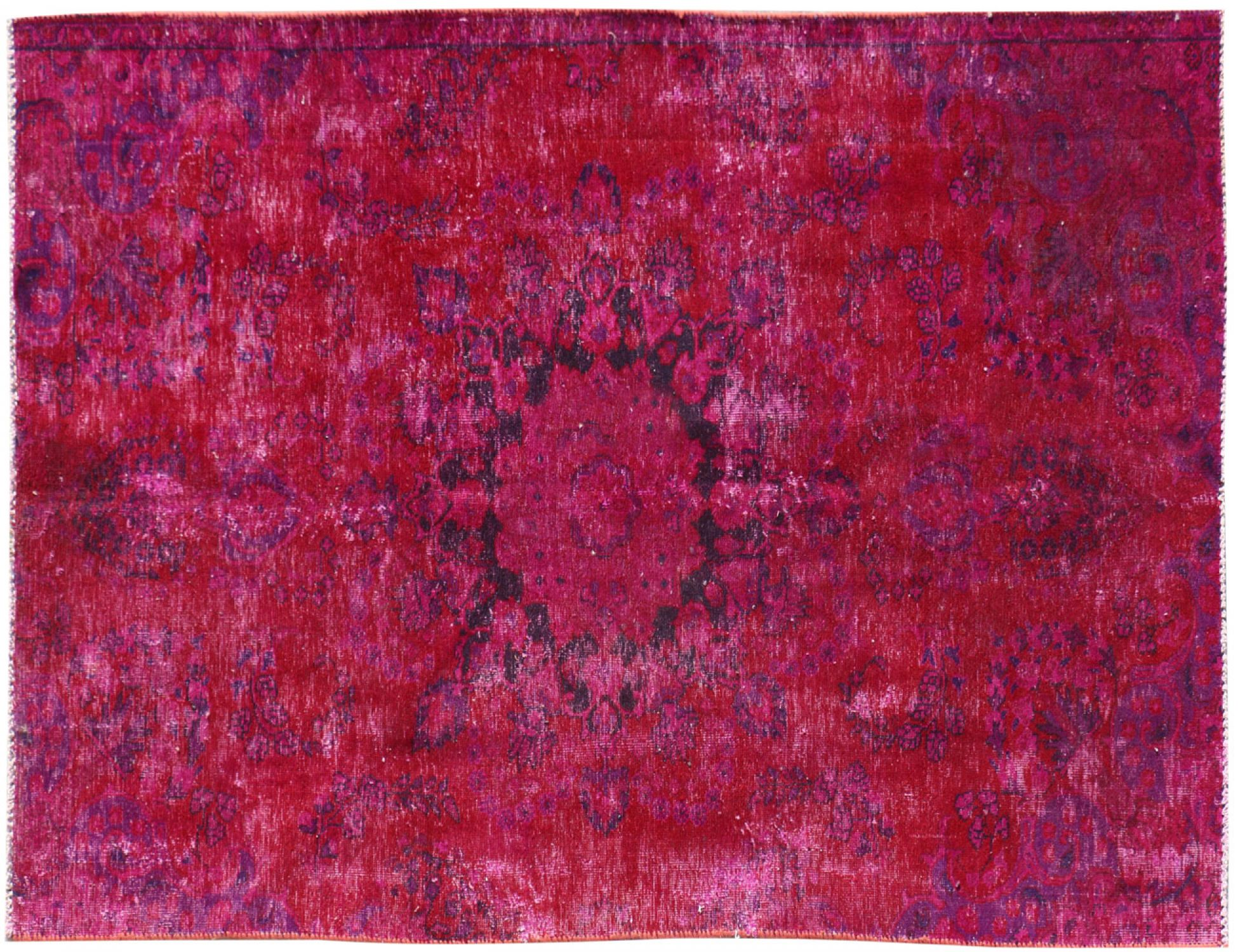 Vintage Carpet  red <br/>210 x 120 cm