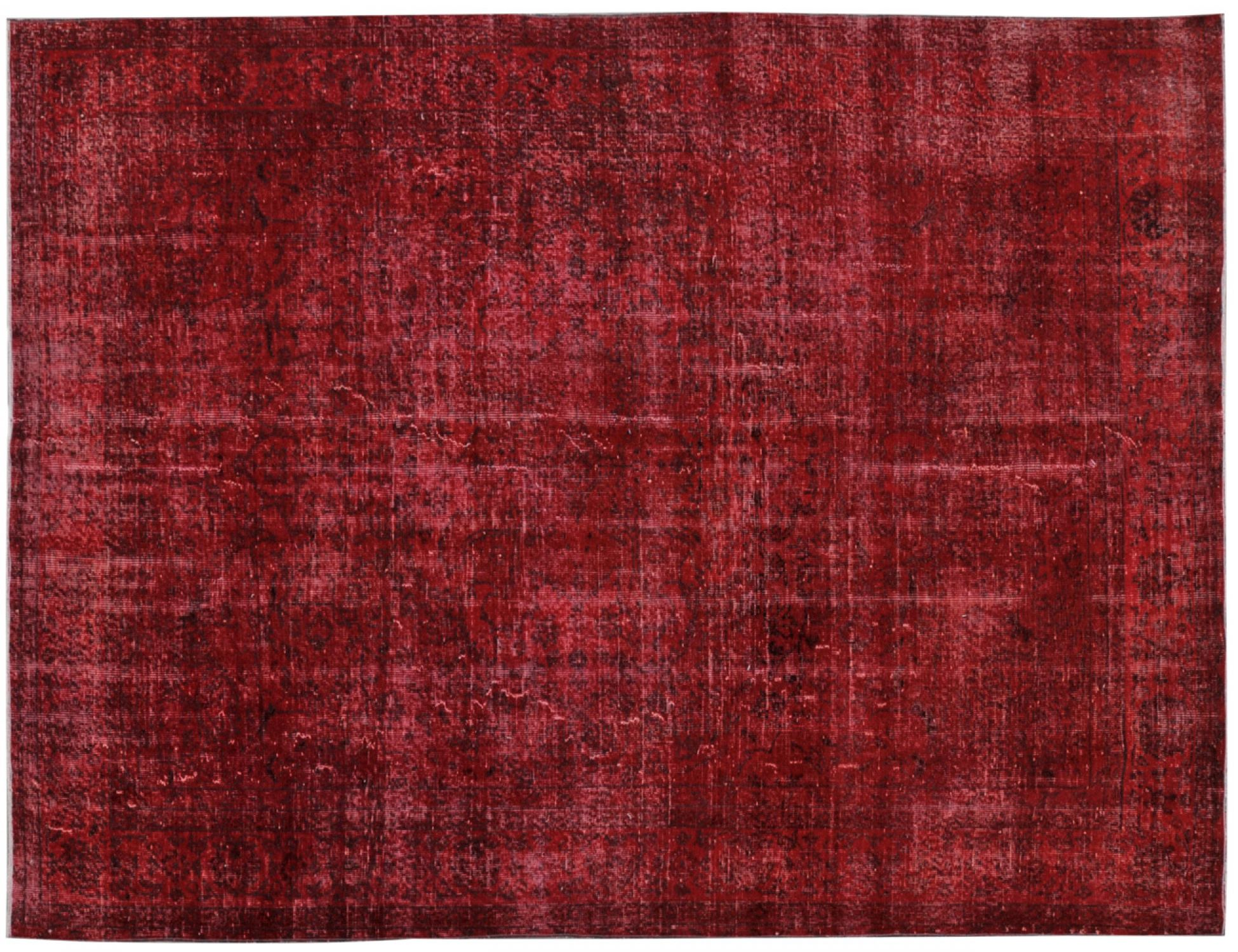 Vintage Carpet  red <br/>315 x 198 cm
