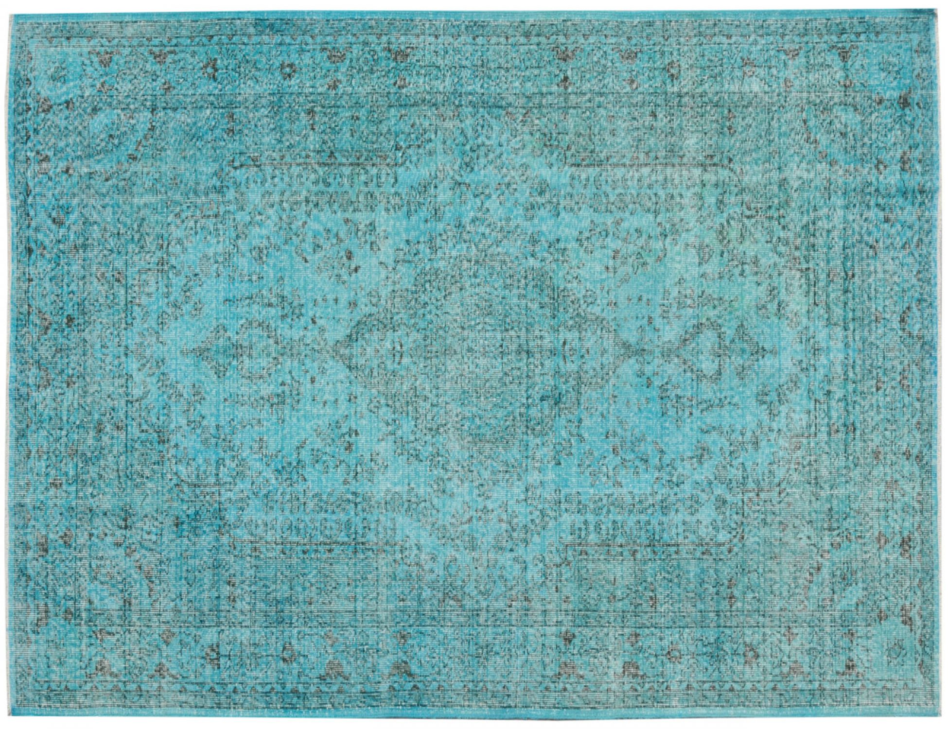 Vintage Carpet  blue <br/>286 x 183 cm