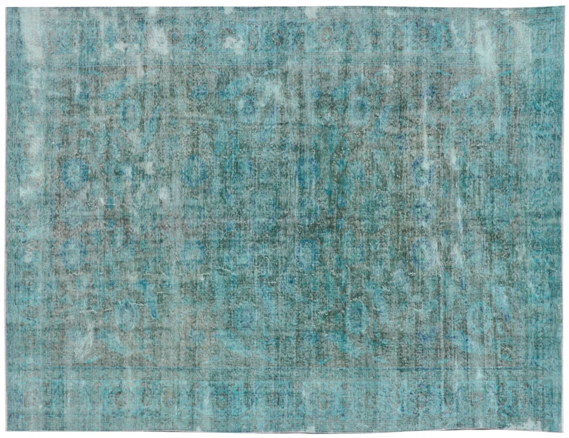 Vintage Carpet  blue <br/>320 x 223 cm