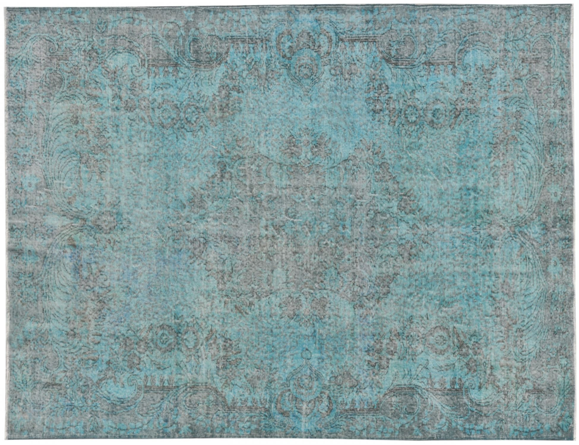 Vintage Carpet  blue <br/>296 x 200 cm