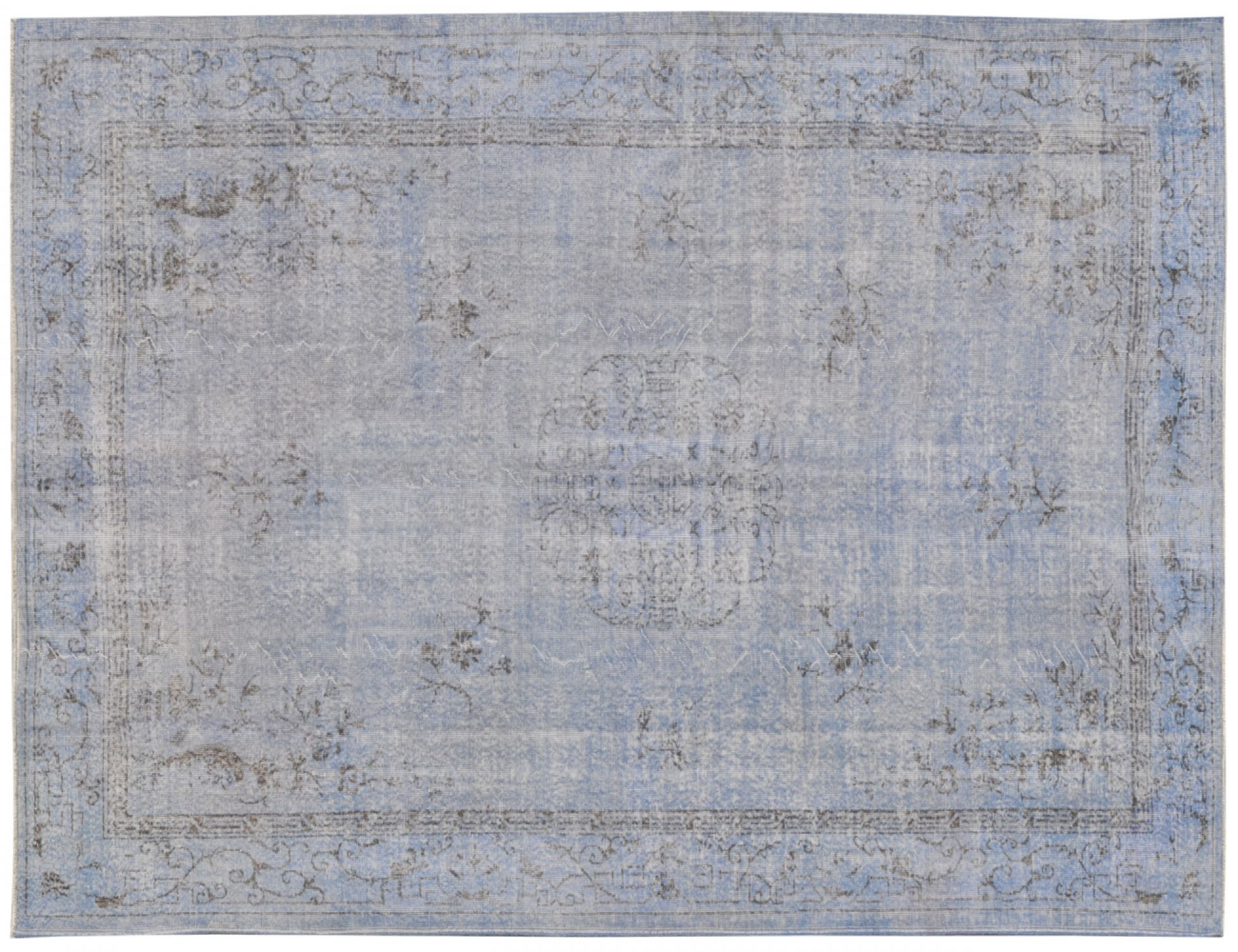 Vintage Carpet  blue <br/>305 x 230 cm