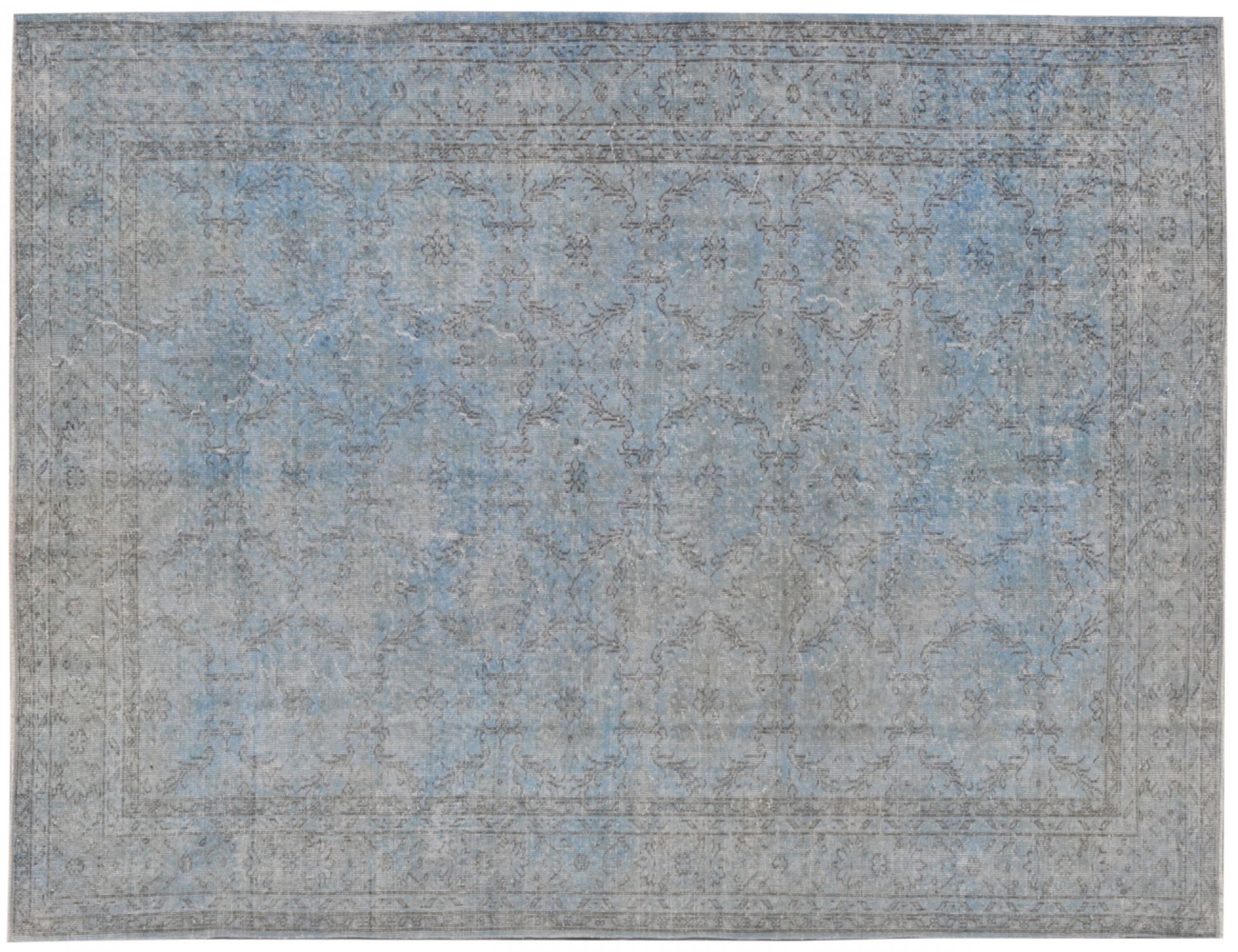 Vintage Carpet  blue <br/>292 x 205 cm