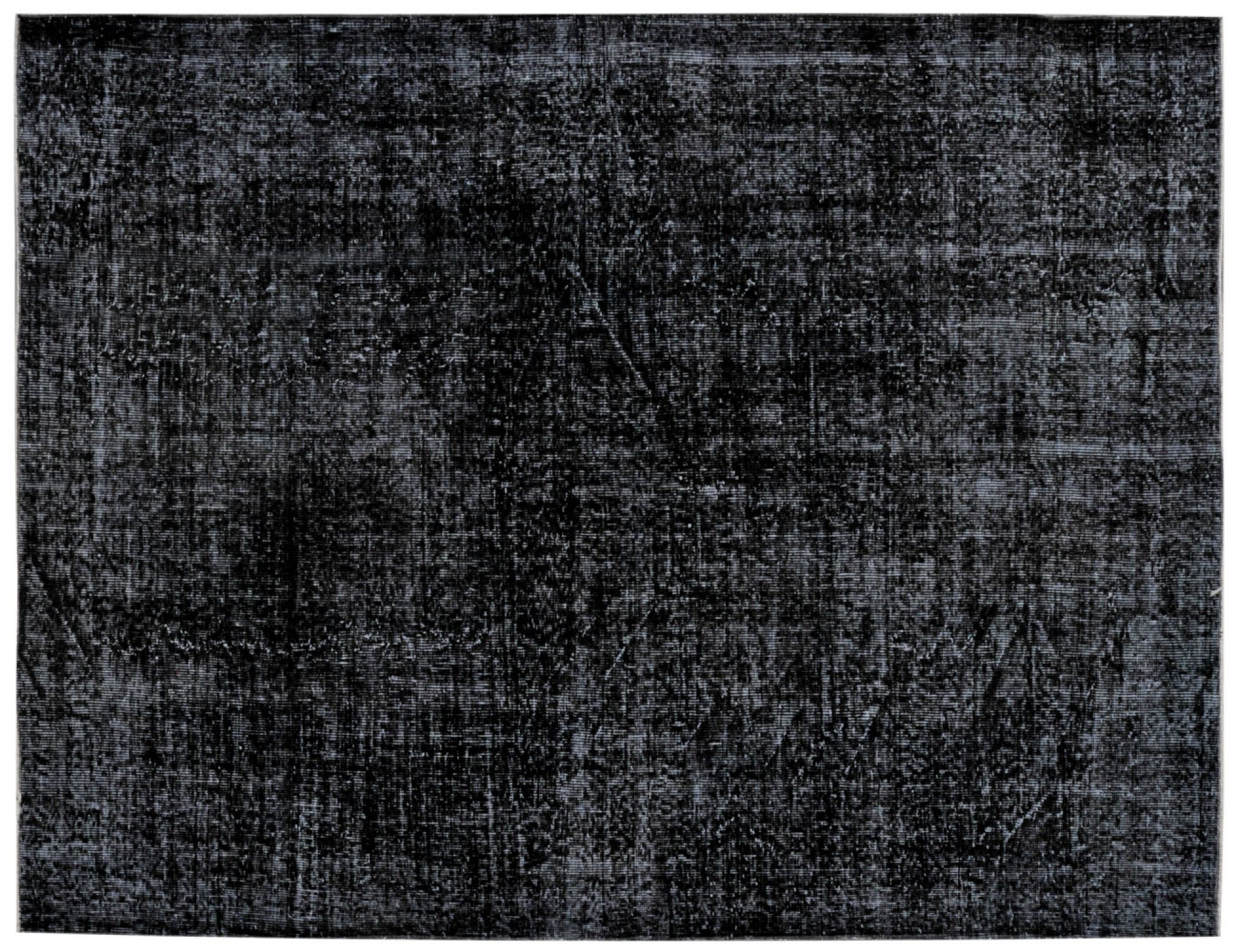 Vintage Carpet  black <br/>249 x 170 cm