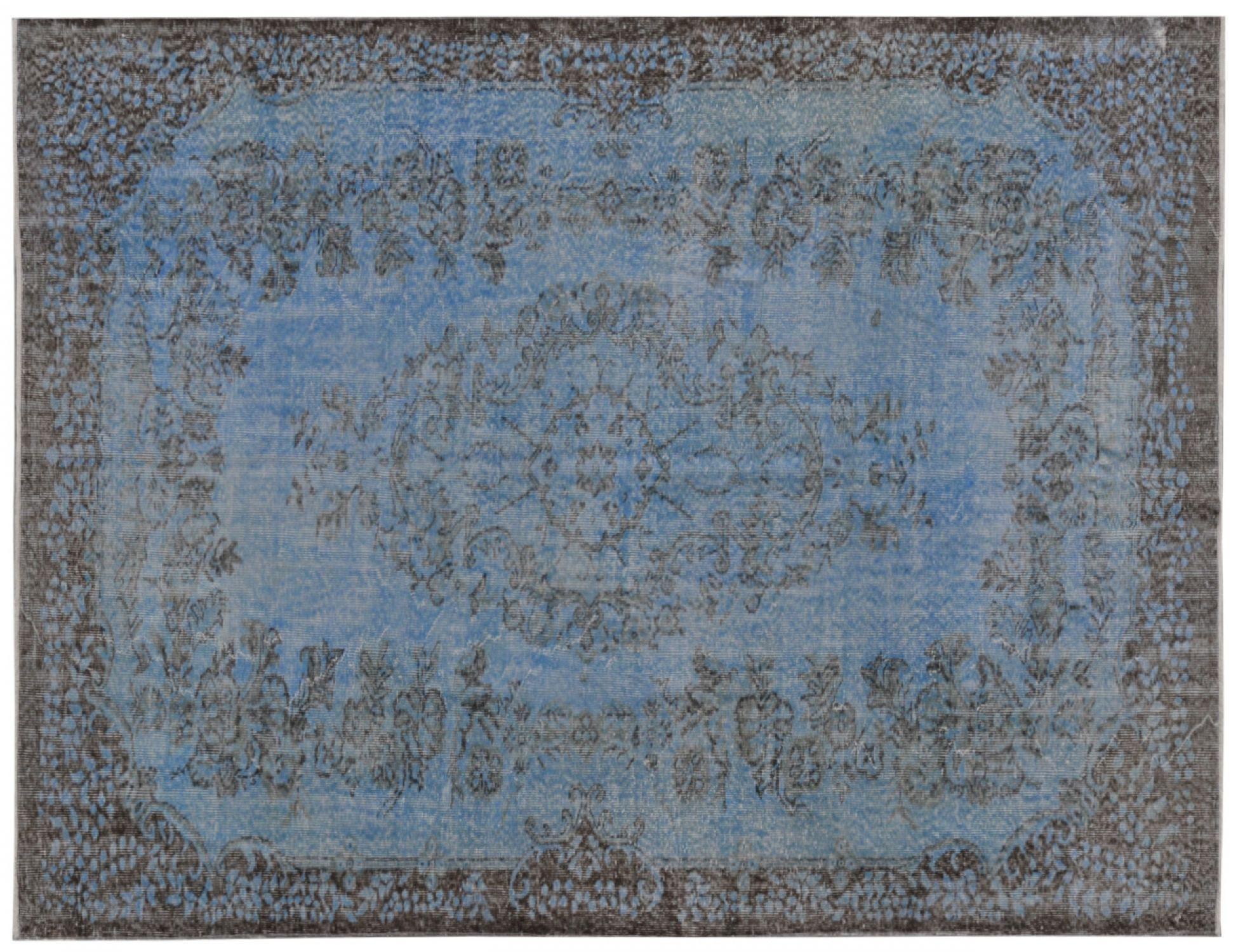 Vintage Carpet  blue <br/>293 x 192 cm