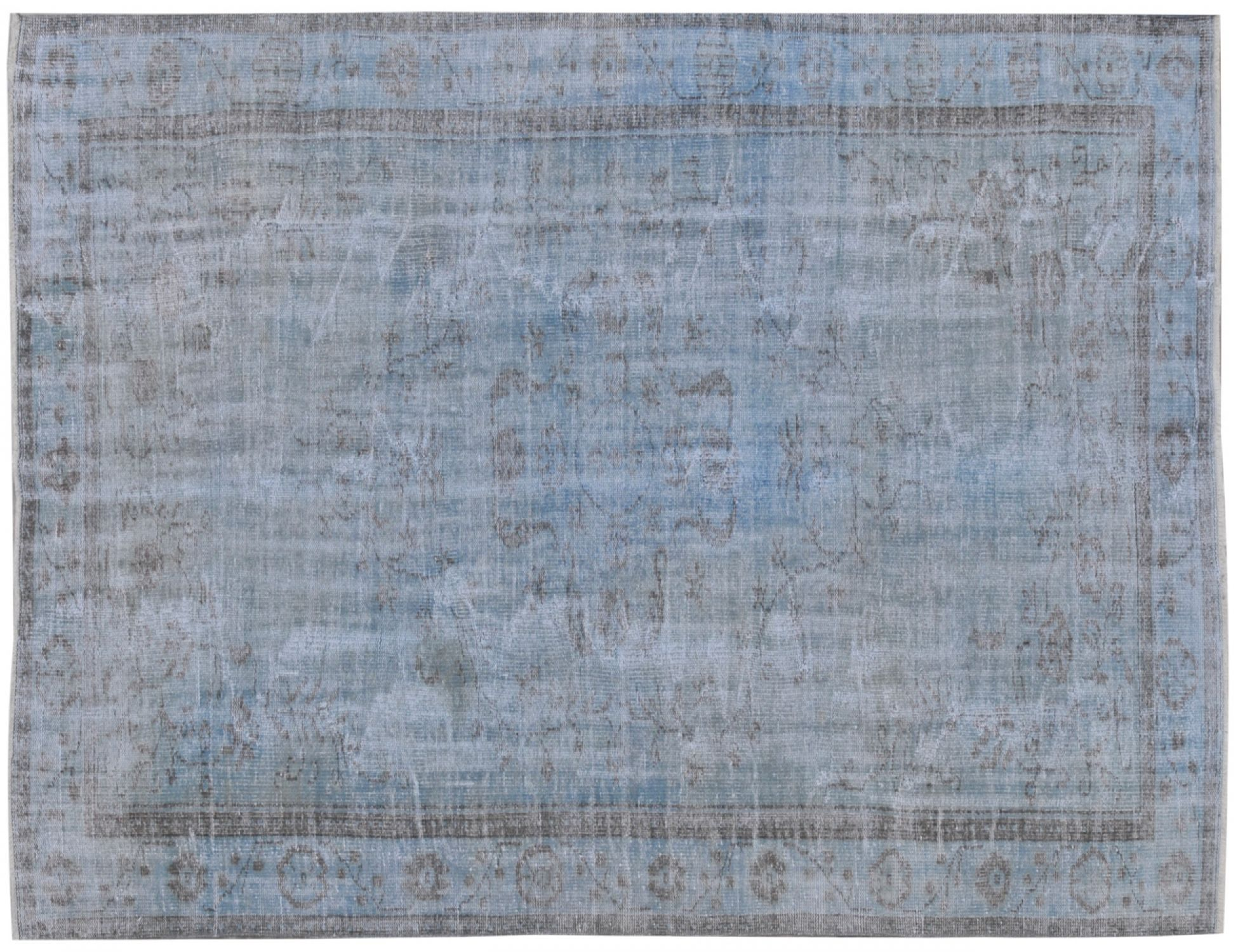 Vintage Carpet  blue <br/>301 x 182 cm
