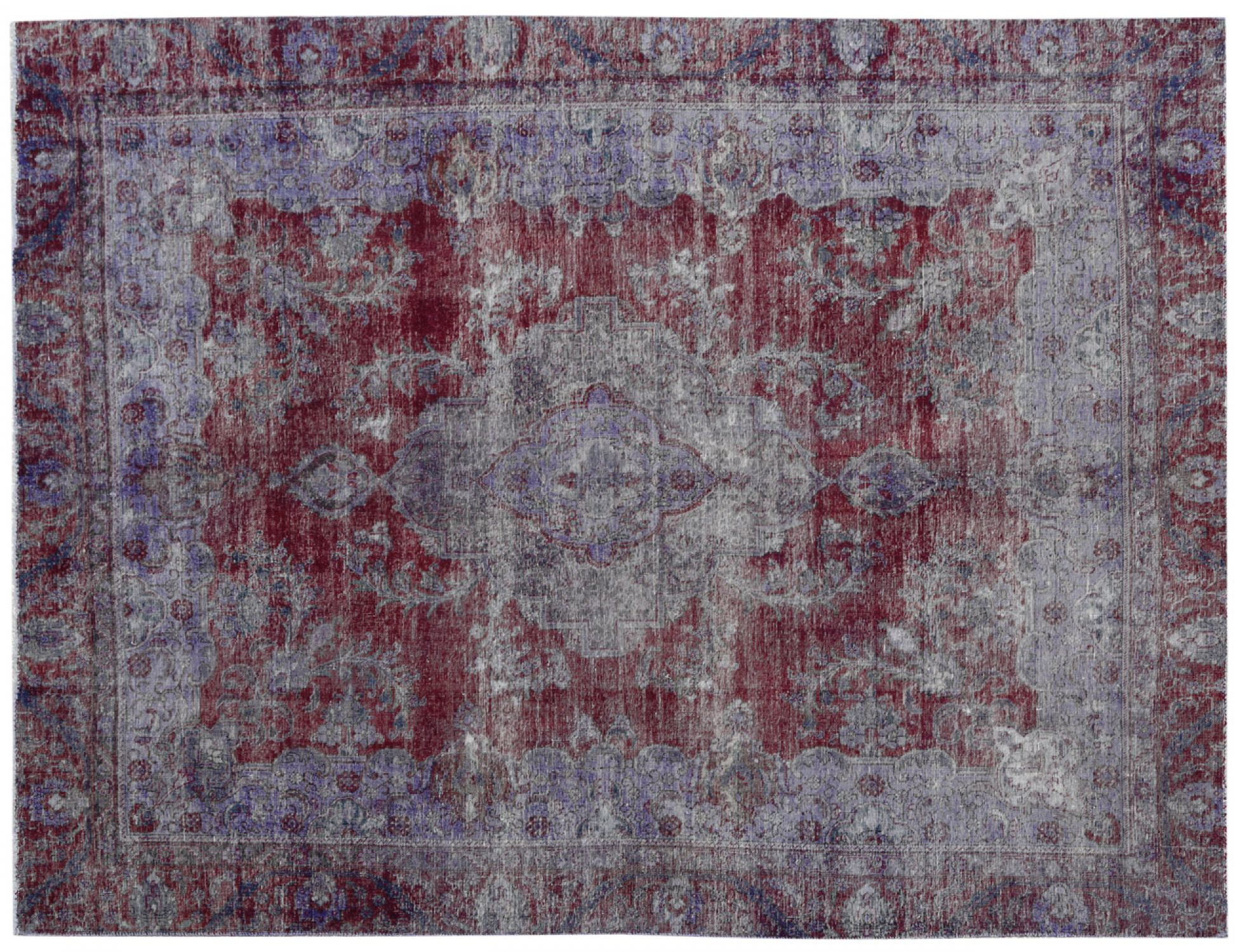 Vintage Carpet  purple <br/>345 x 270 cm