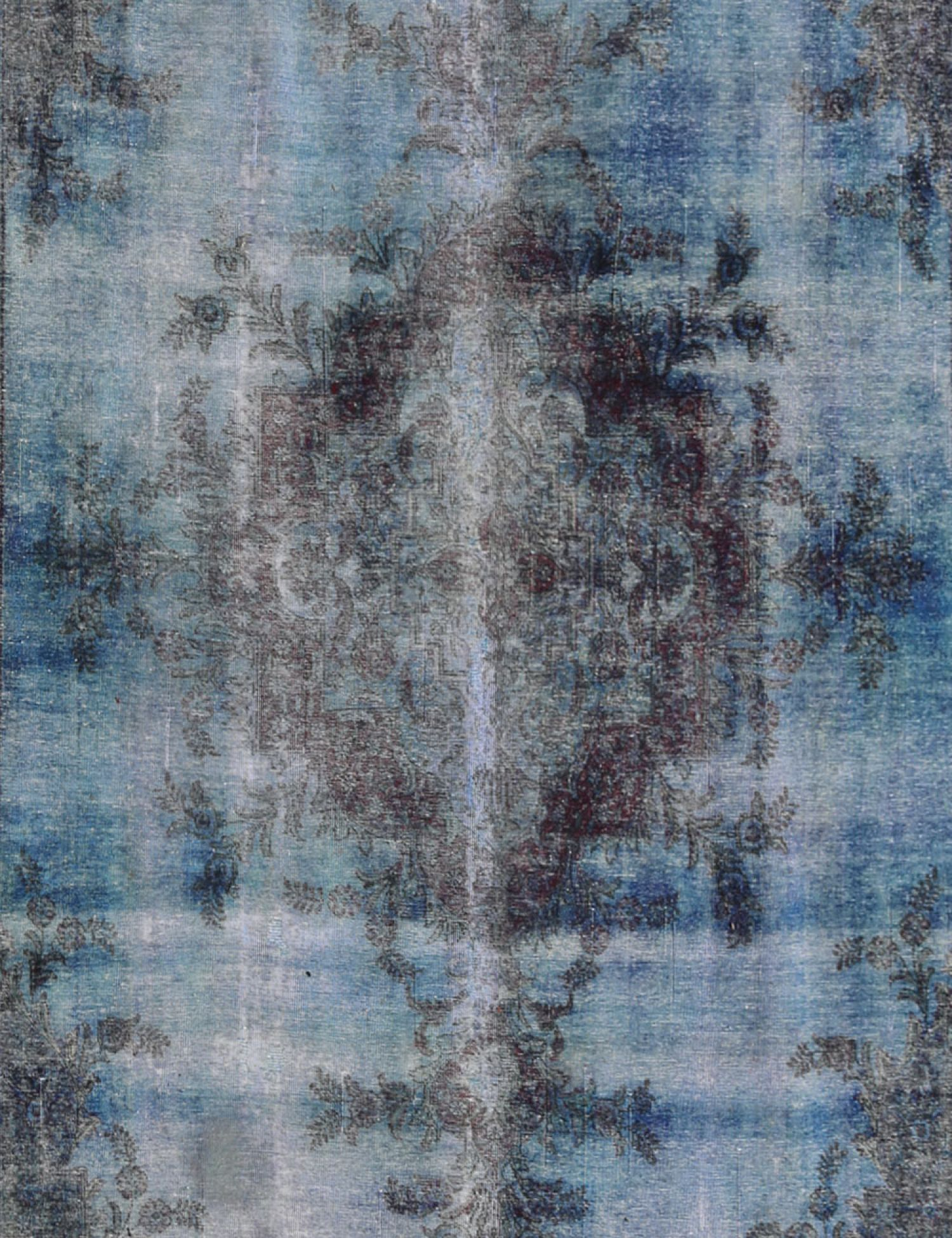 Vintage Carpet  blue <br/>450 x 280 cm