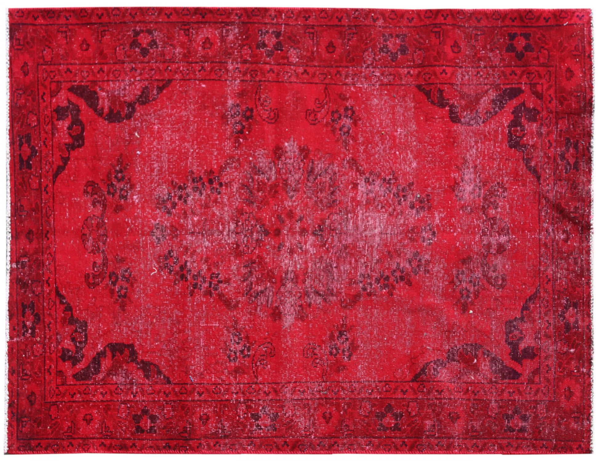 Vintage Carpet  red <br/>200 x 129 cm