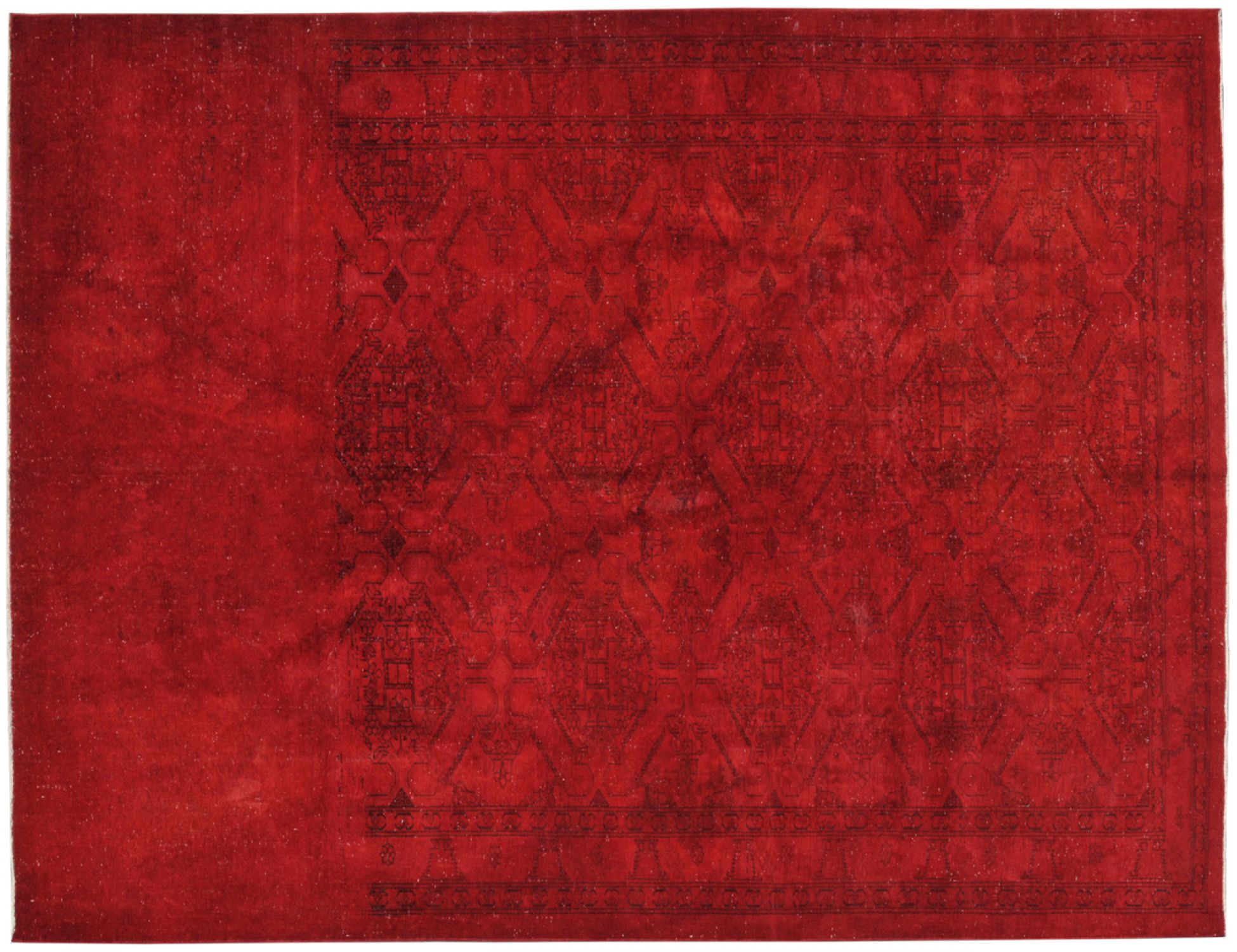 Vintage Carpet  red <br/>290 x 191 cm
