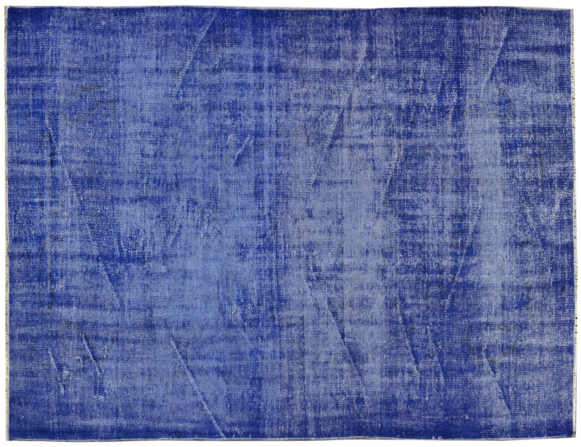 Vintage Carpet  blue <br/>226 x 140 cm