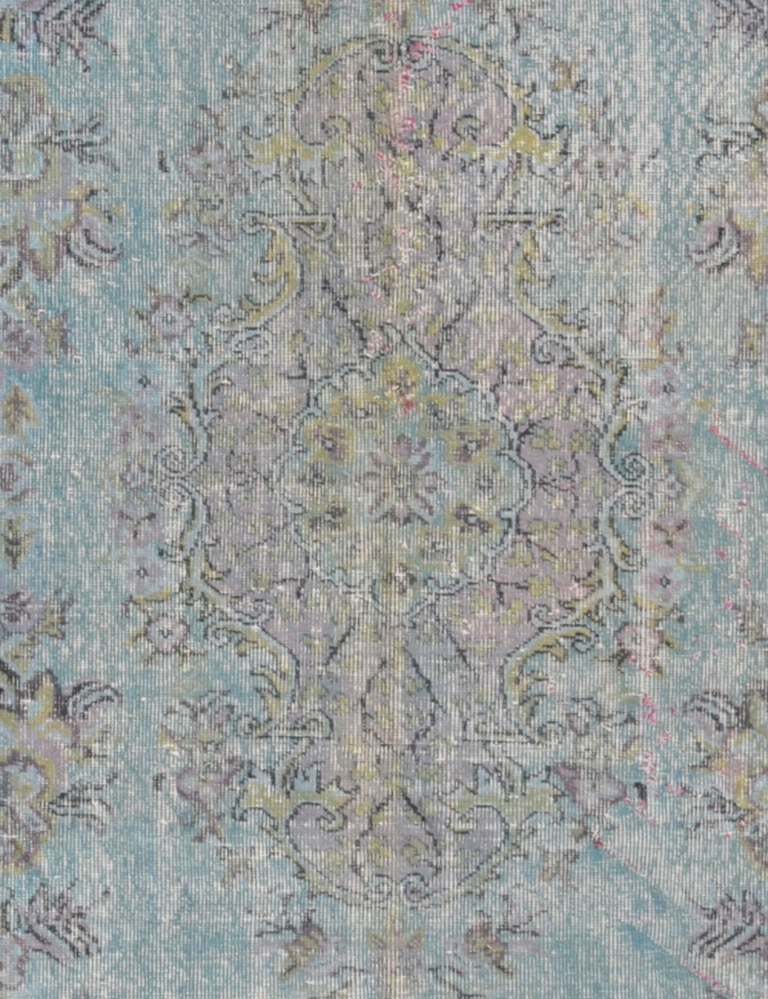 Vintage Carpet  blue <br/>283 x 164 cm