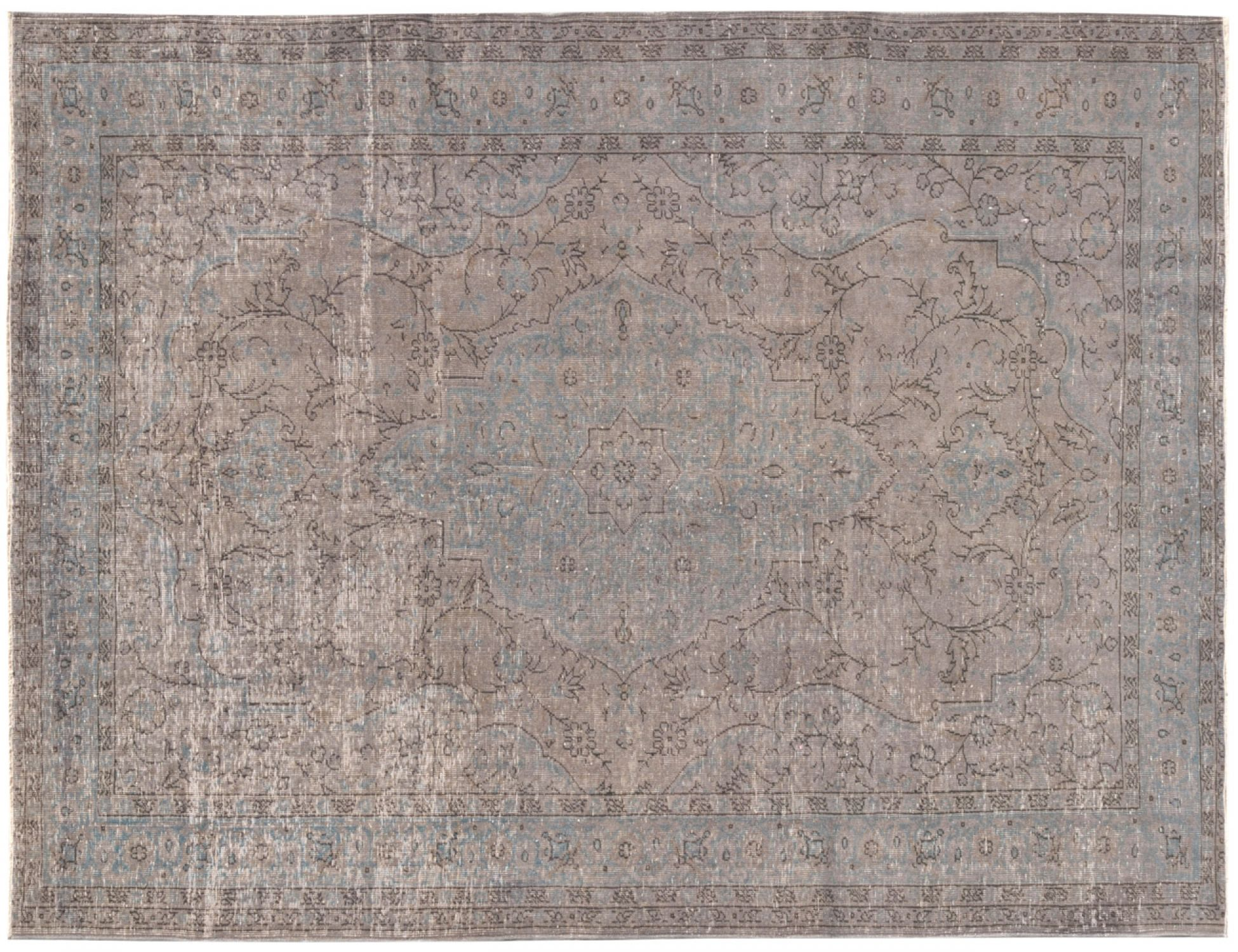 Vintage Carpet  grey <br/>283 x 204 cm