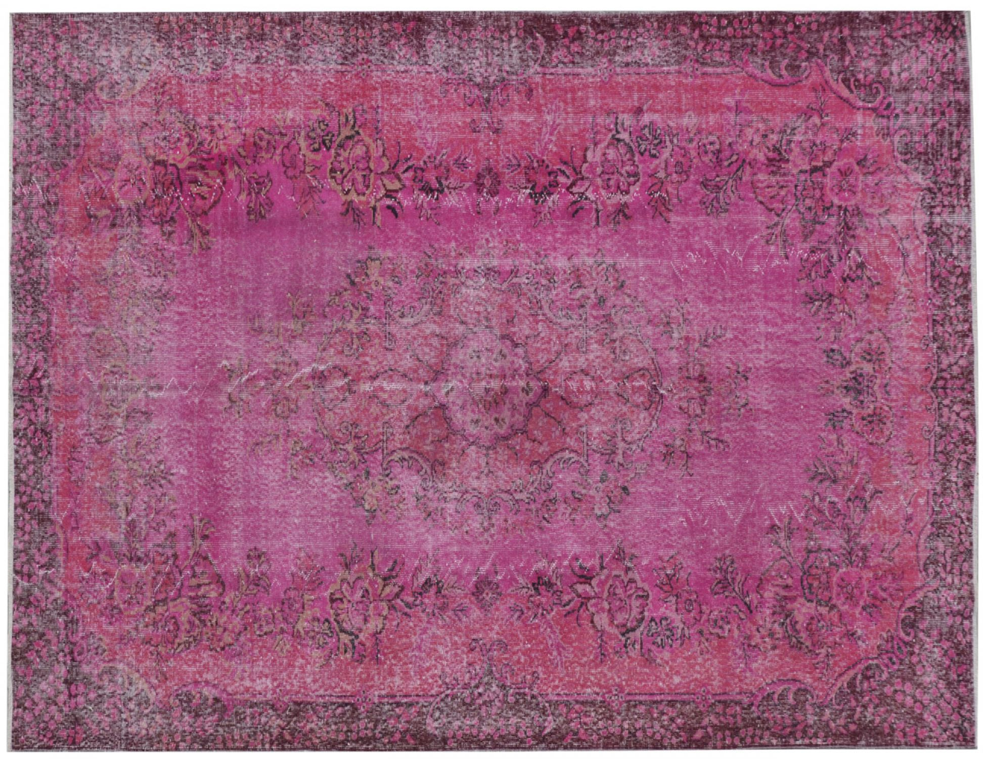 Vintage Carpet  purple <br/>320 x 205 cm