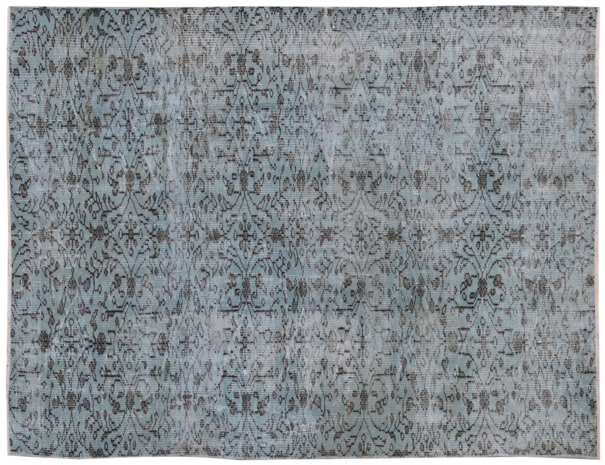 Vintage Carpet  blue <br/>233 x 156 cm