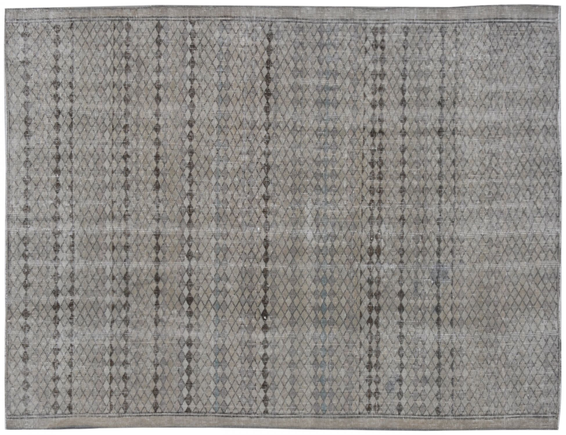 Vintage Carpet  grey <br/>223 x 129 cm