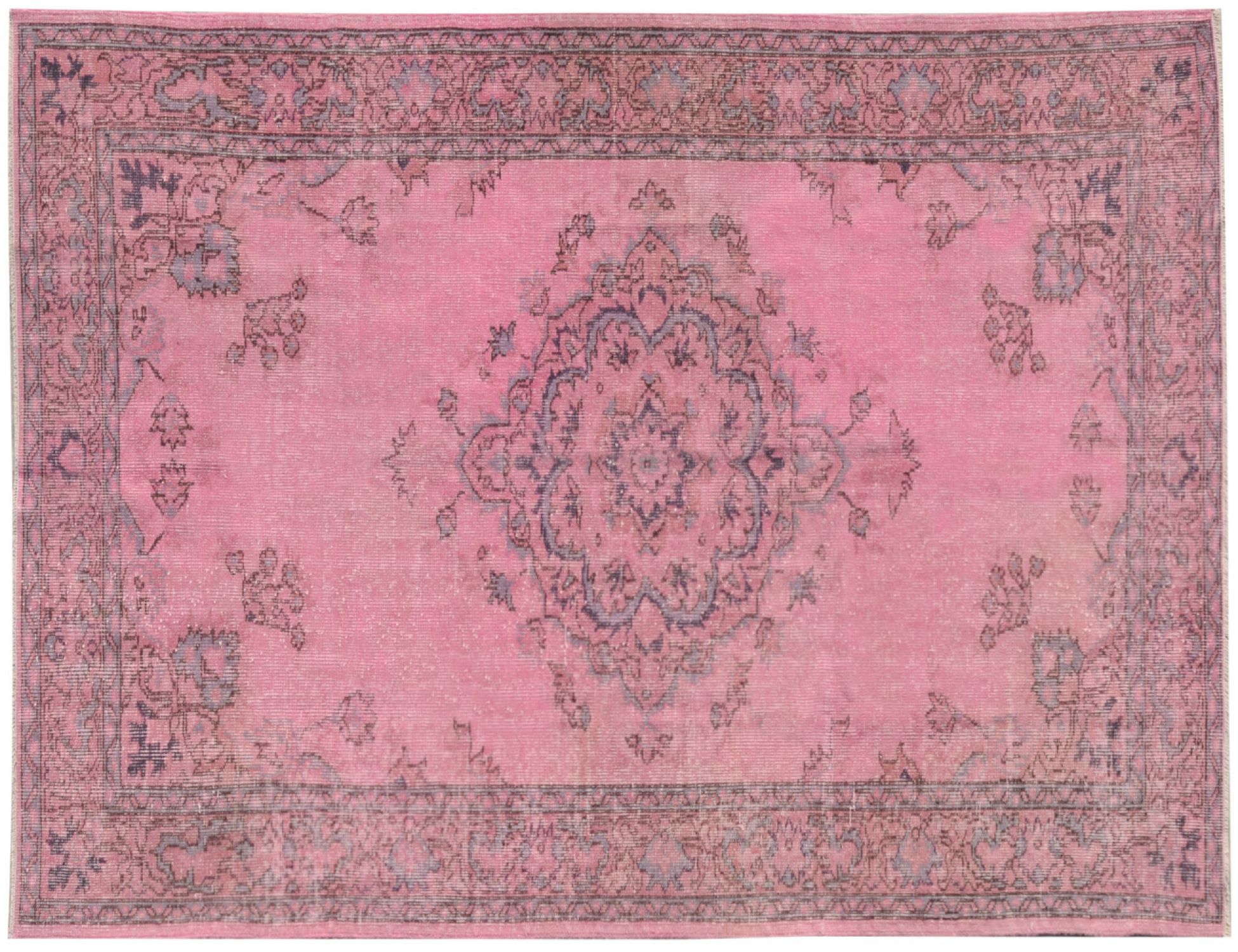 Vintage Carpet  purple <br/>249 x 150 cm