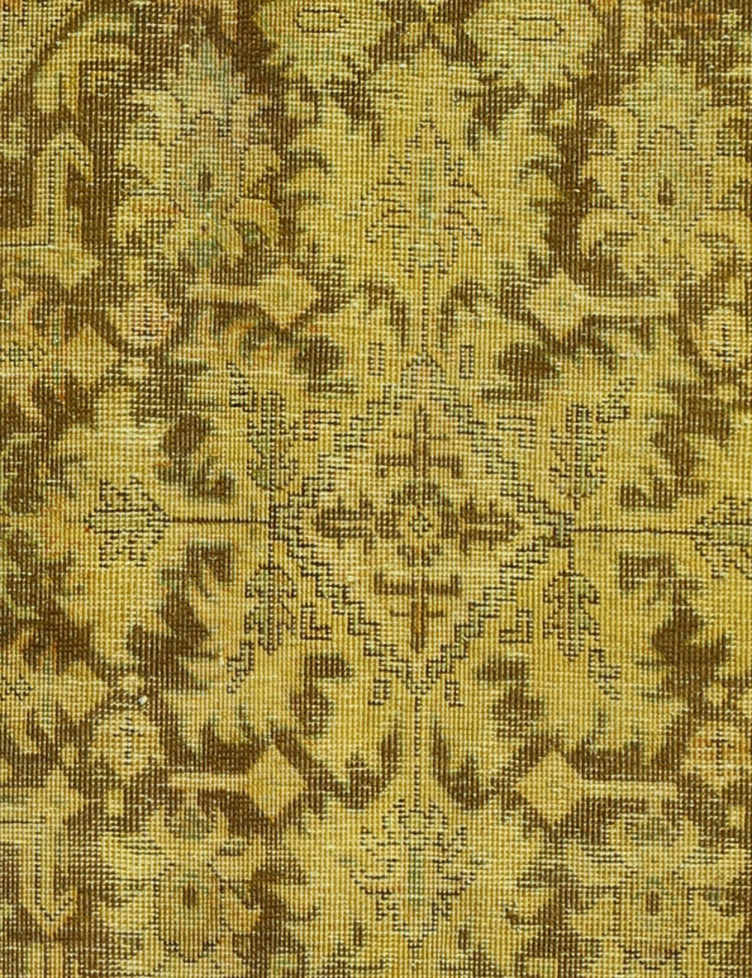 Vintage Carpet  yellow <br/>292 x 185 cm