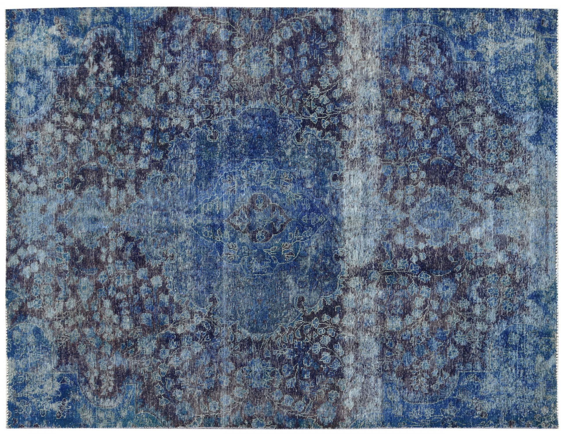 Vintage Carpet  blue <br/>295 x 200 cm