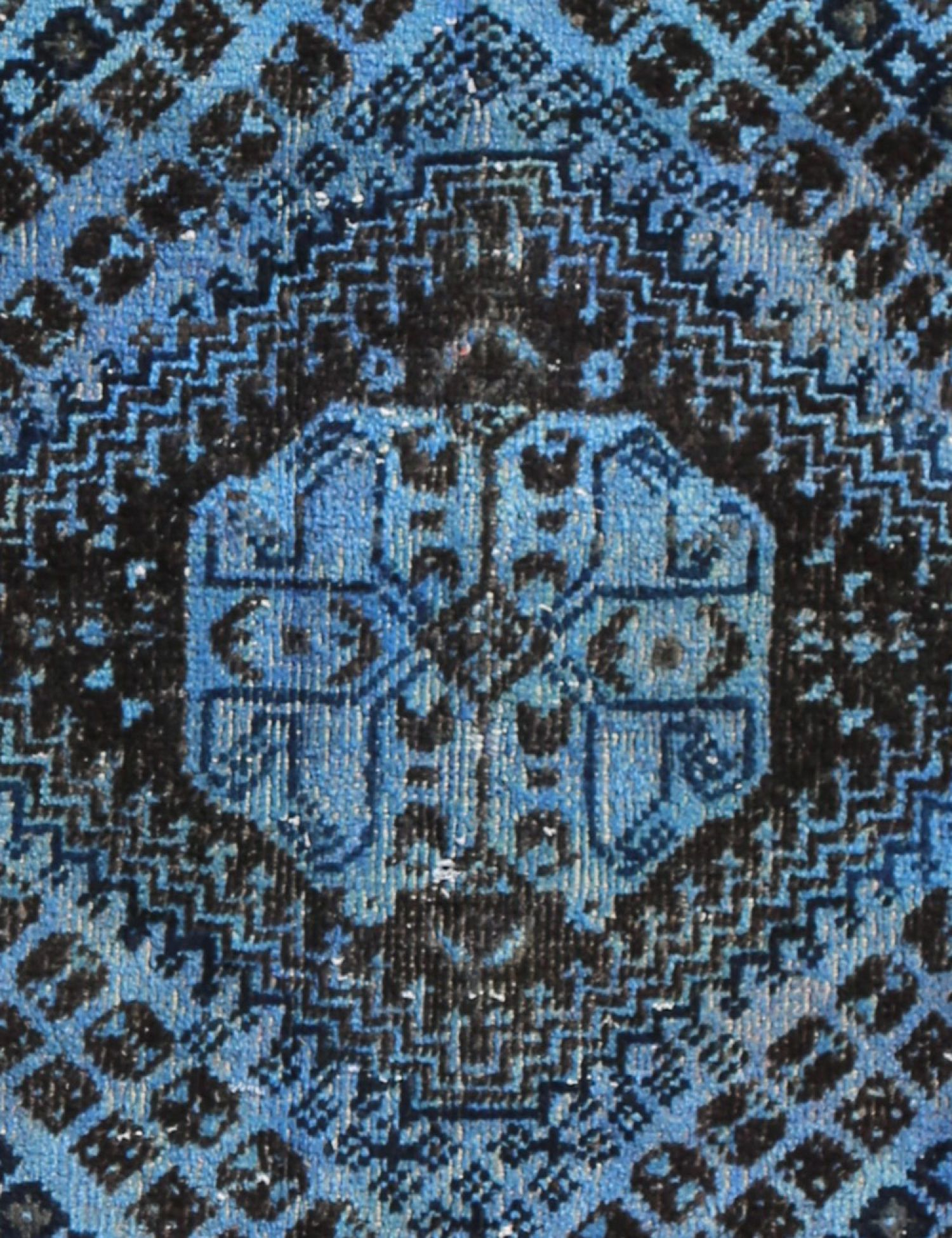 Vintage Carpet  blue <br/>202 x 110 cm